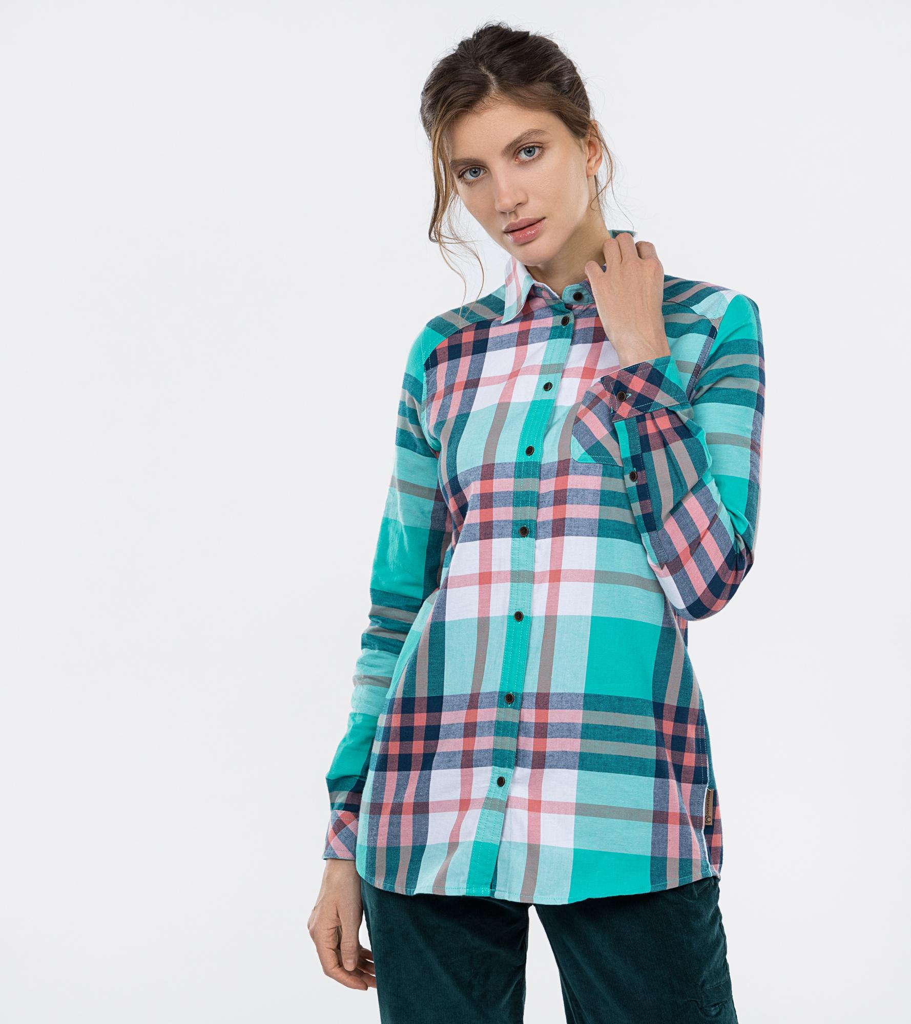 Outventure Рубашка женская Outventure, размер 52