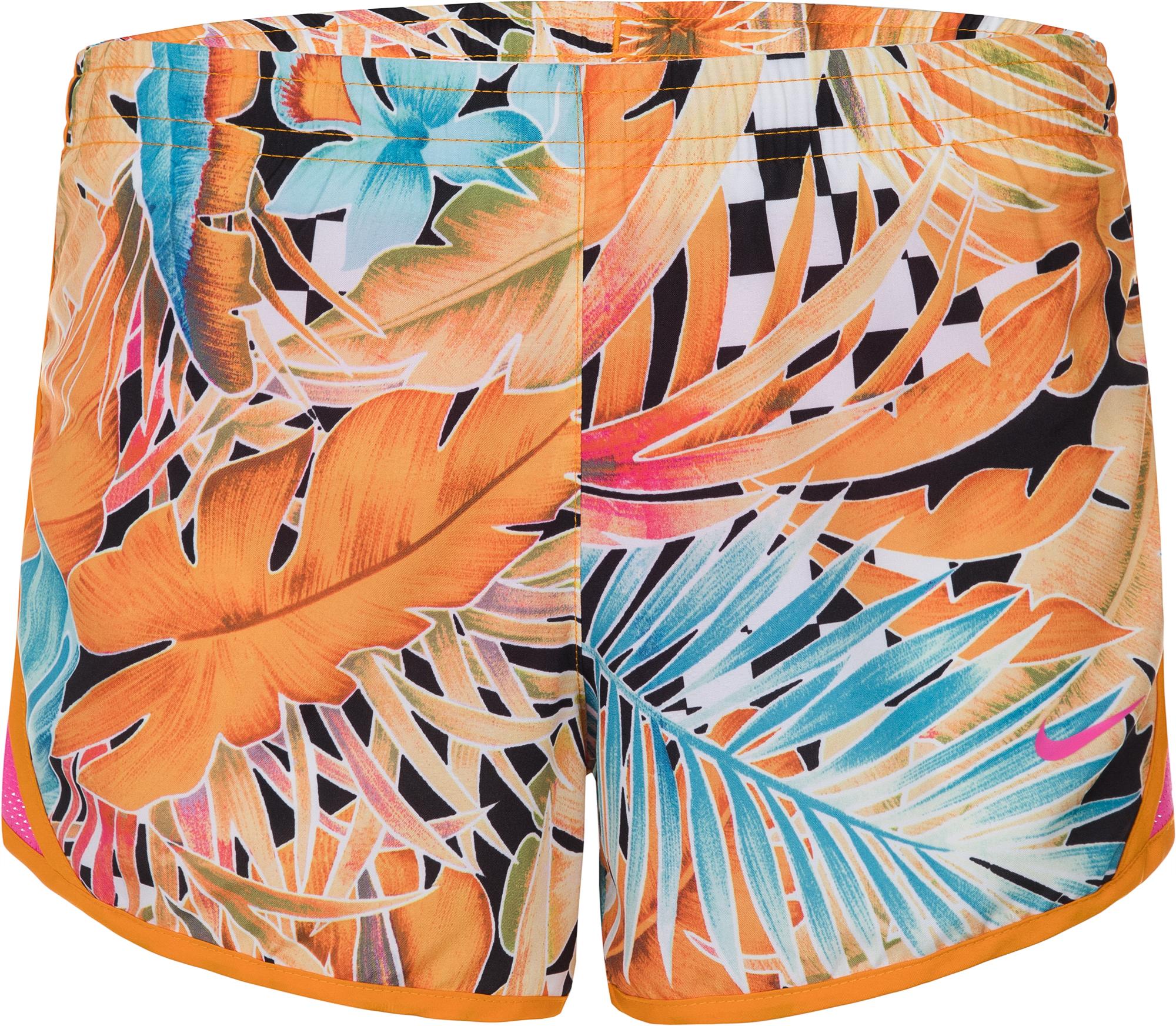 Nike Шорты для девочек Nike Tempo, размер 156-164 недорго, оригинальная цена
