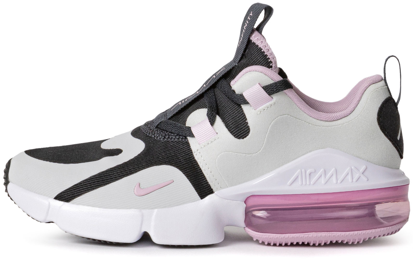 Nike Кроссовки детские Nike Air Max Infinity (Gs), размер 37.5 кроссовки детские nike цвет синий