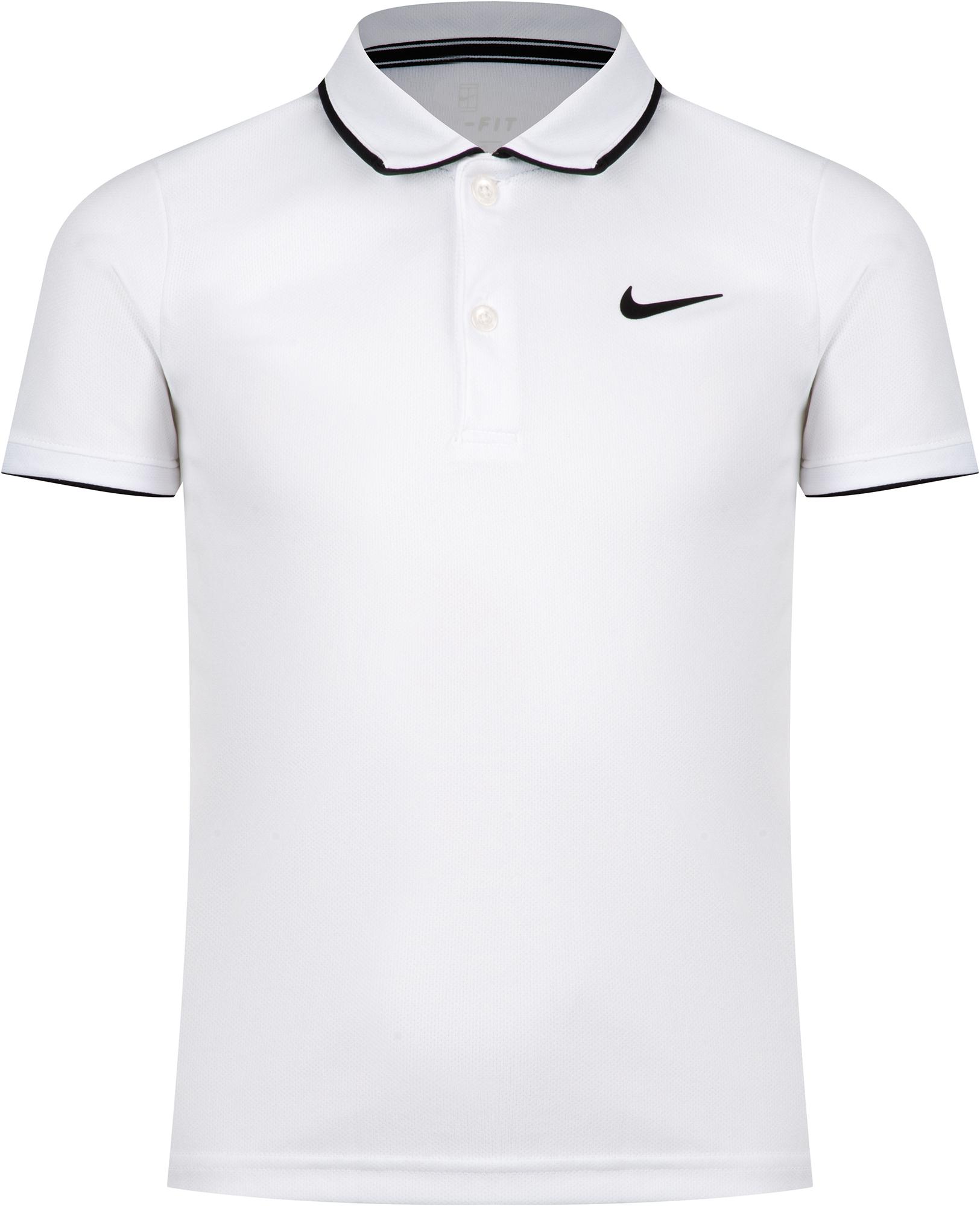 Фото - Nike Поло для мальчиков Nike Court Dri-FIT, размер 128-137 nike футболка для мальчиков nike dri fit размер 128 137