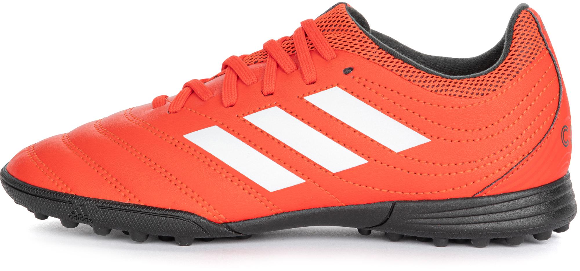 цена на Adidas Бутсы для мальчиков Adidas Copa 20.3 Tf J, размер 33