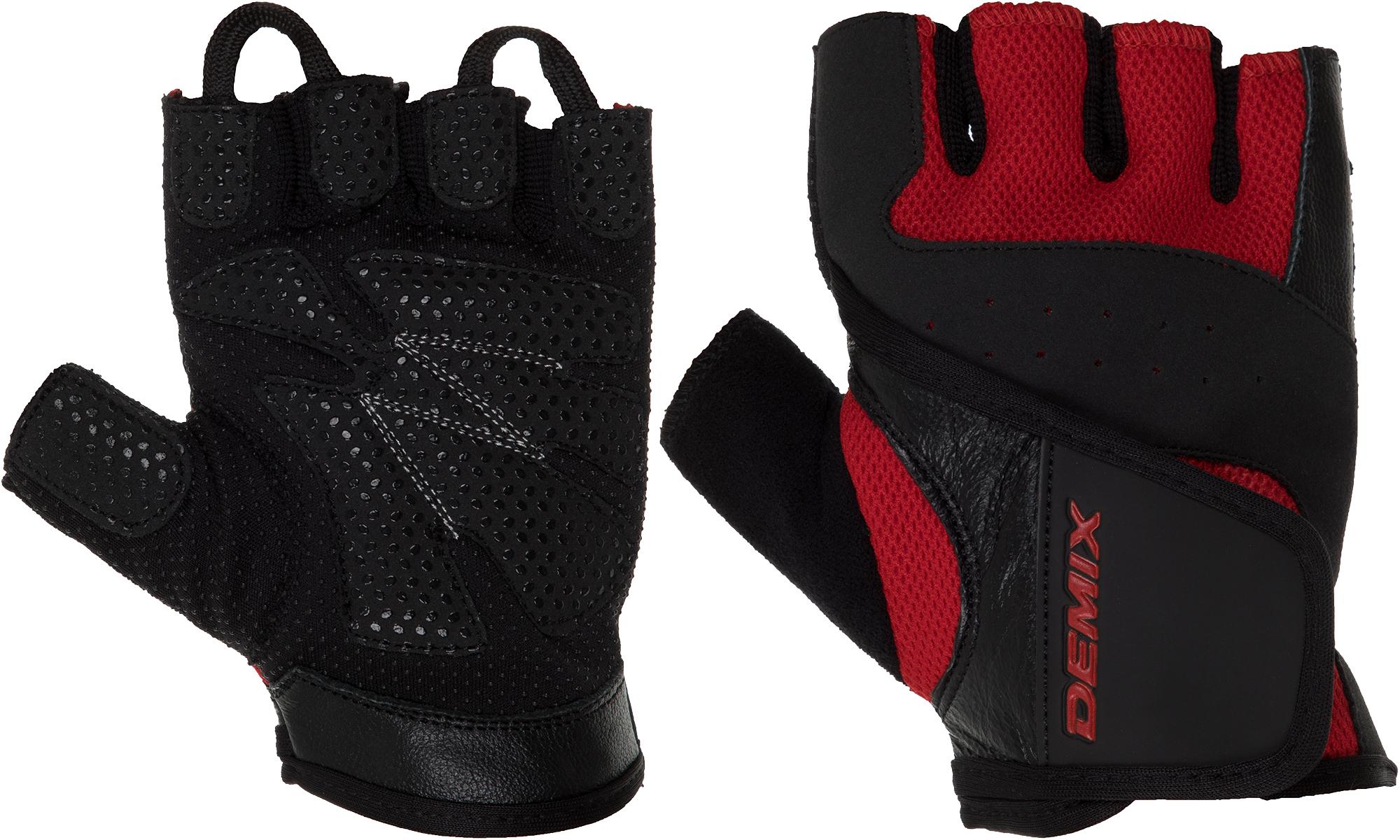цена на Demix Перчатки для фитнеса Demix, размер M