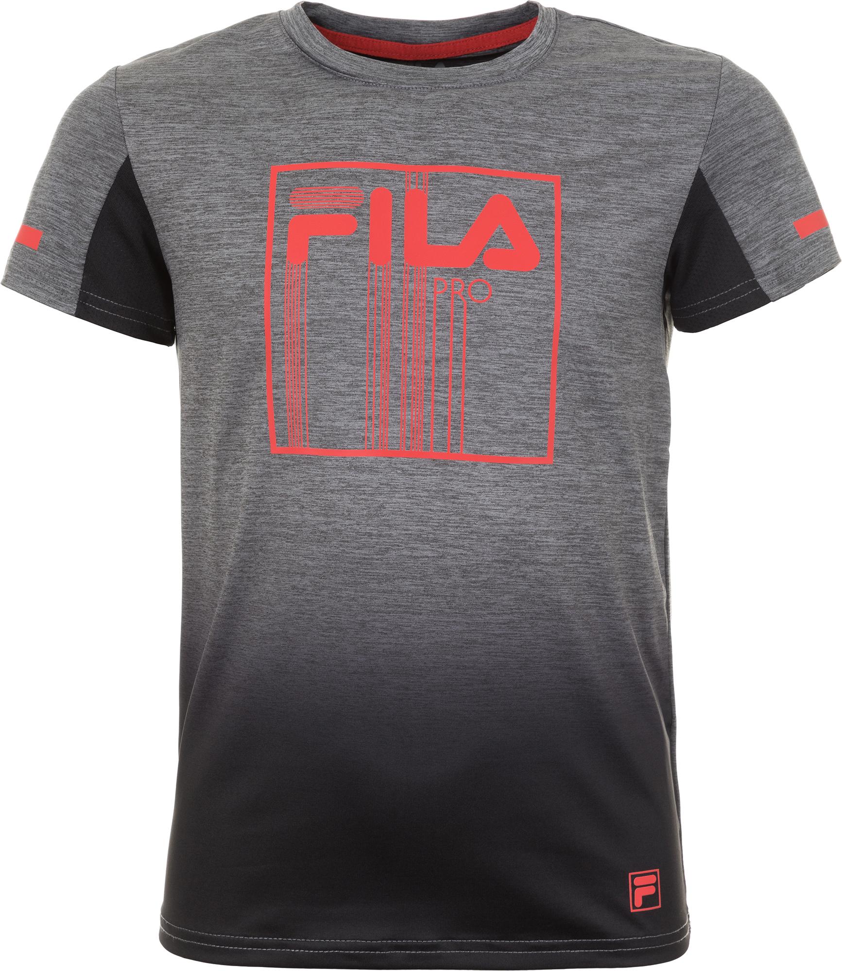 Fila Футболка для мальчиков Fila, размер 134 рюкзак fila f3bpx007 2014