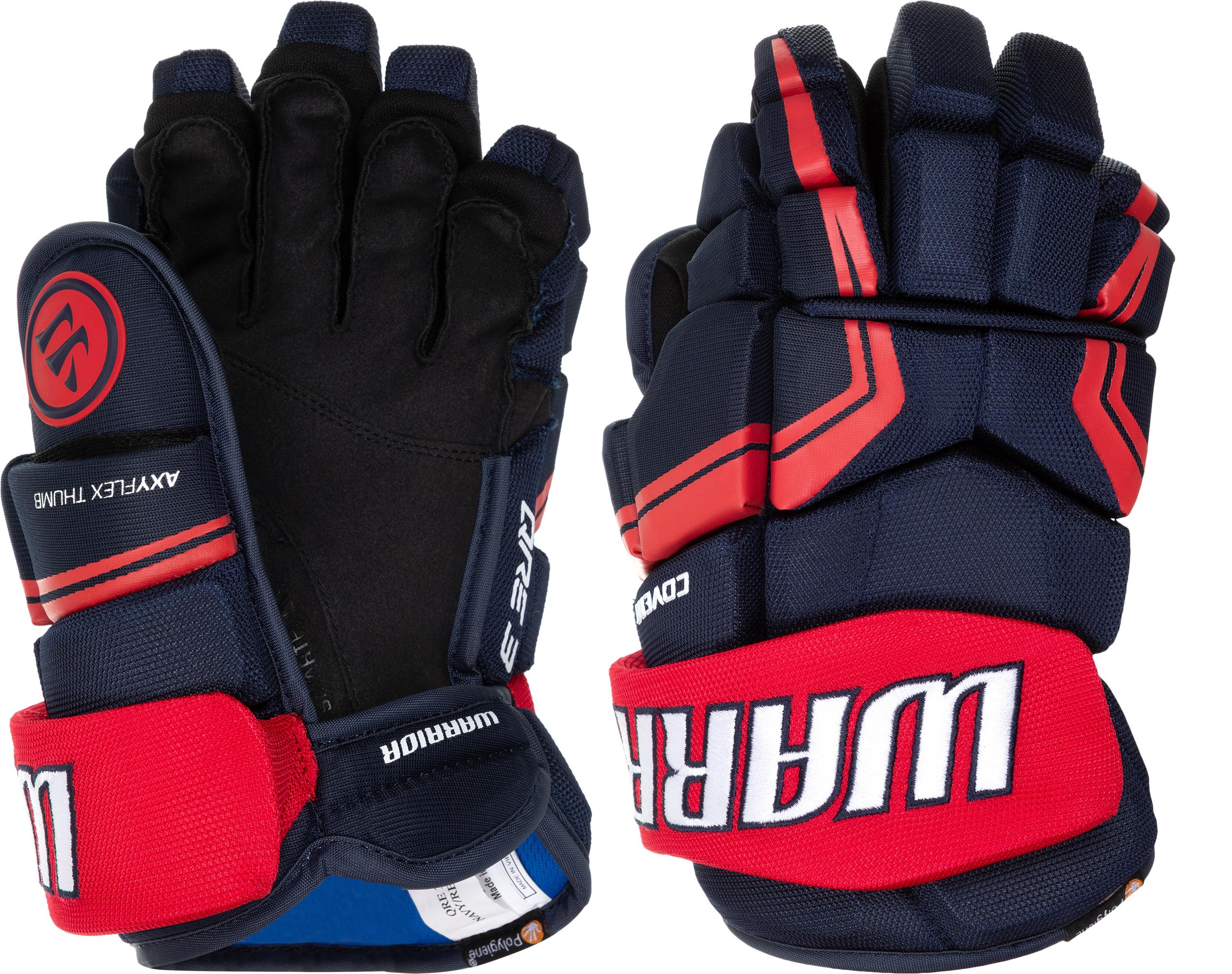 все цены на WARRIOR Перчатки хокккейные WARRIOR Covert QRE3, размер 14 онлайн