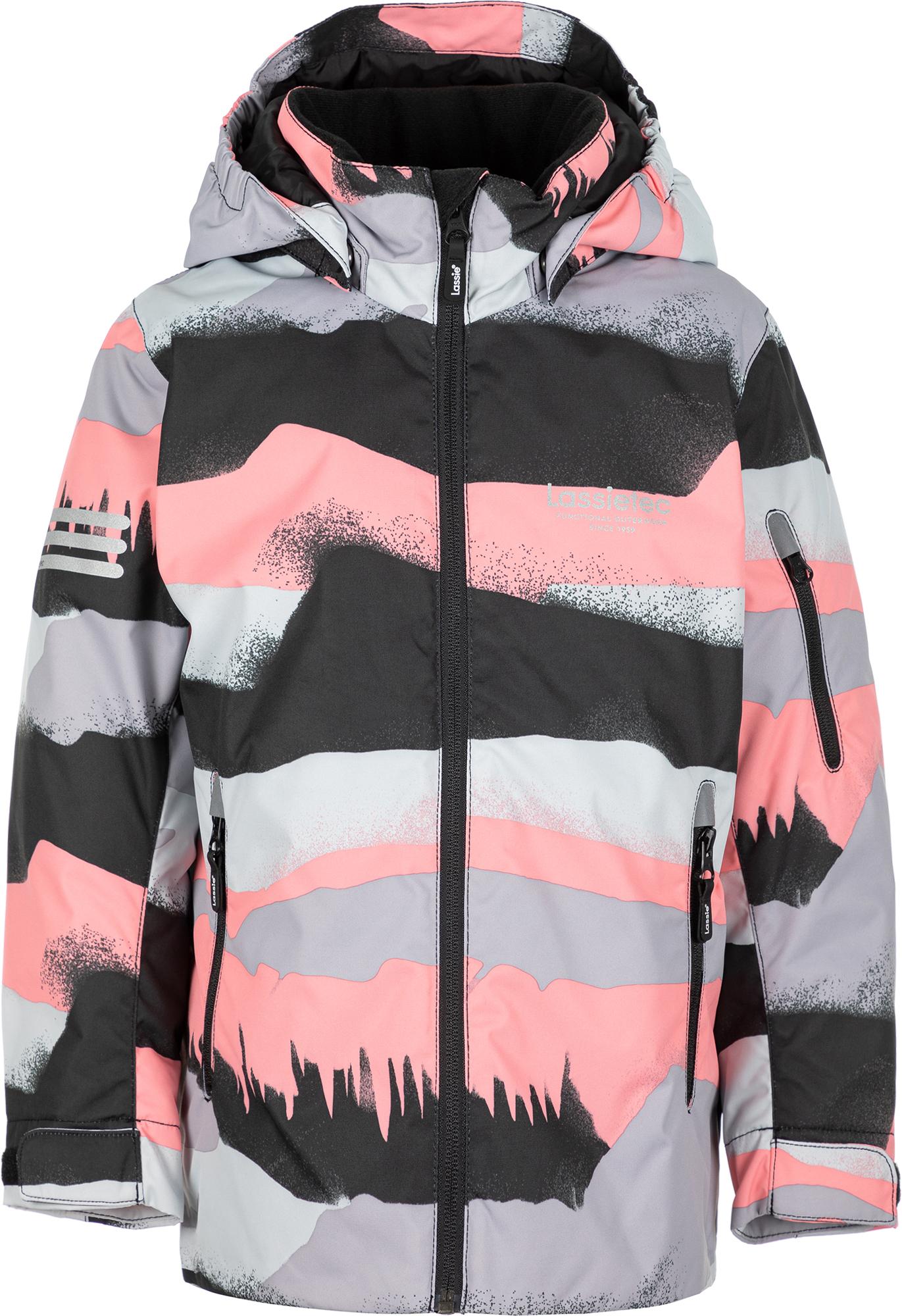 цены Lassie Куртка утепленная для девочек Lassie Timka, размер 128
