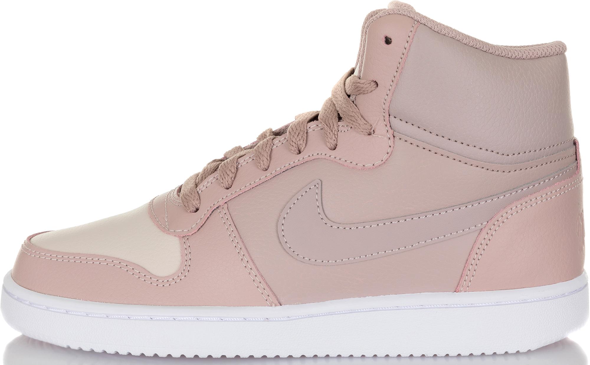 Nike Кеды женские Nike Ebernon Mid, размер 35,5 цены онлайн