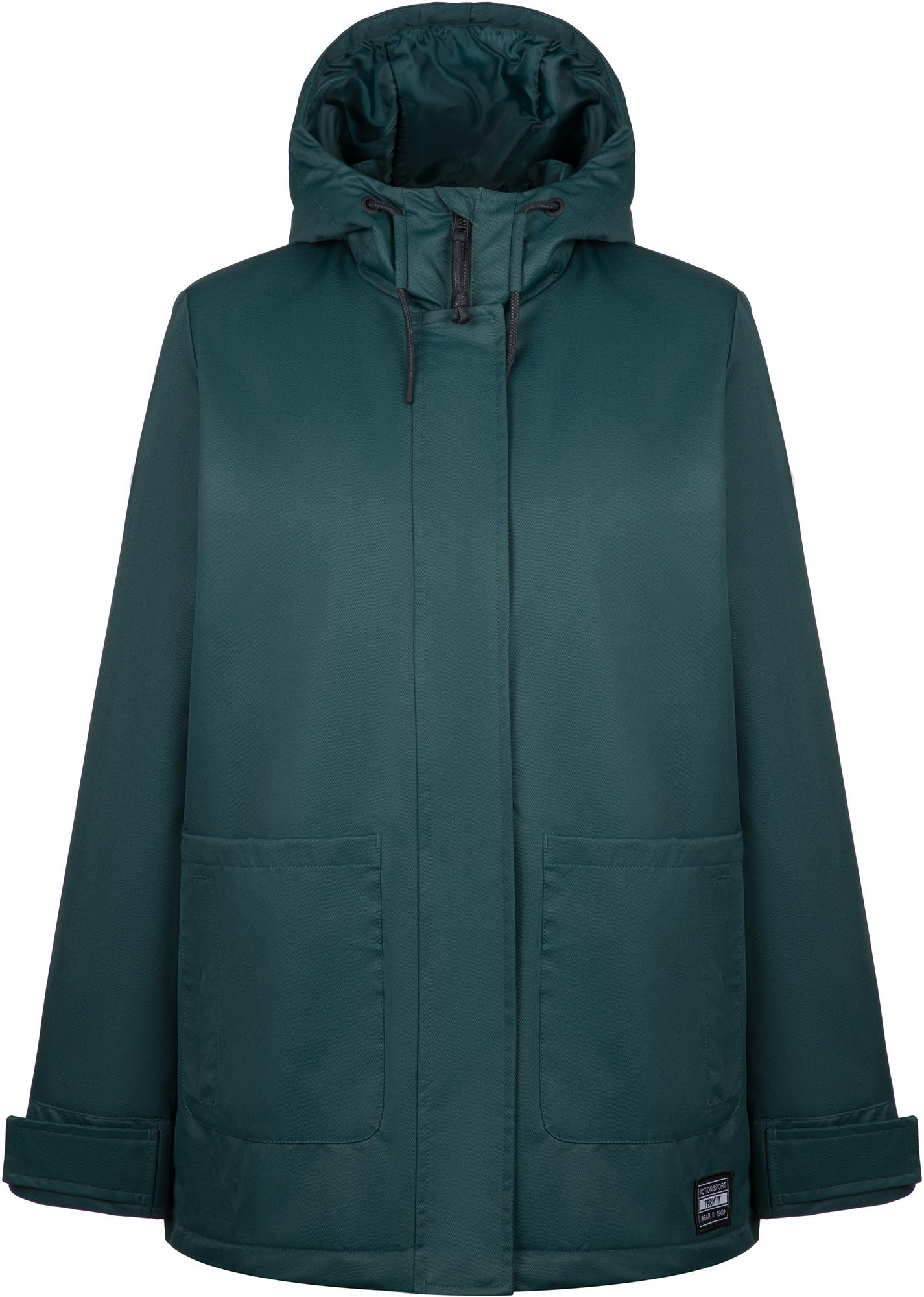Termit Куртка утепленная женская Termit, размер 42