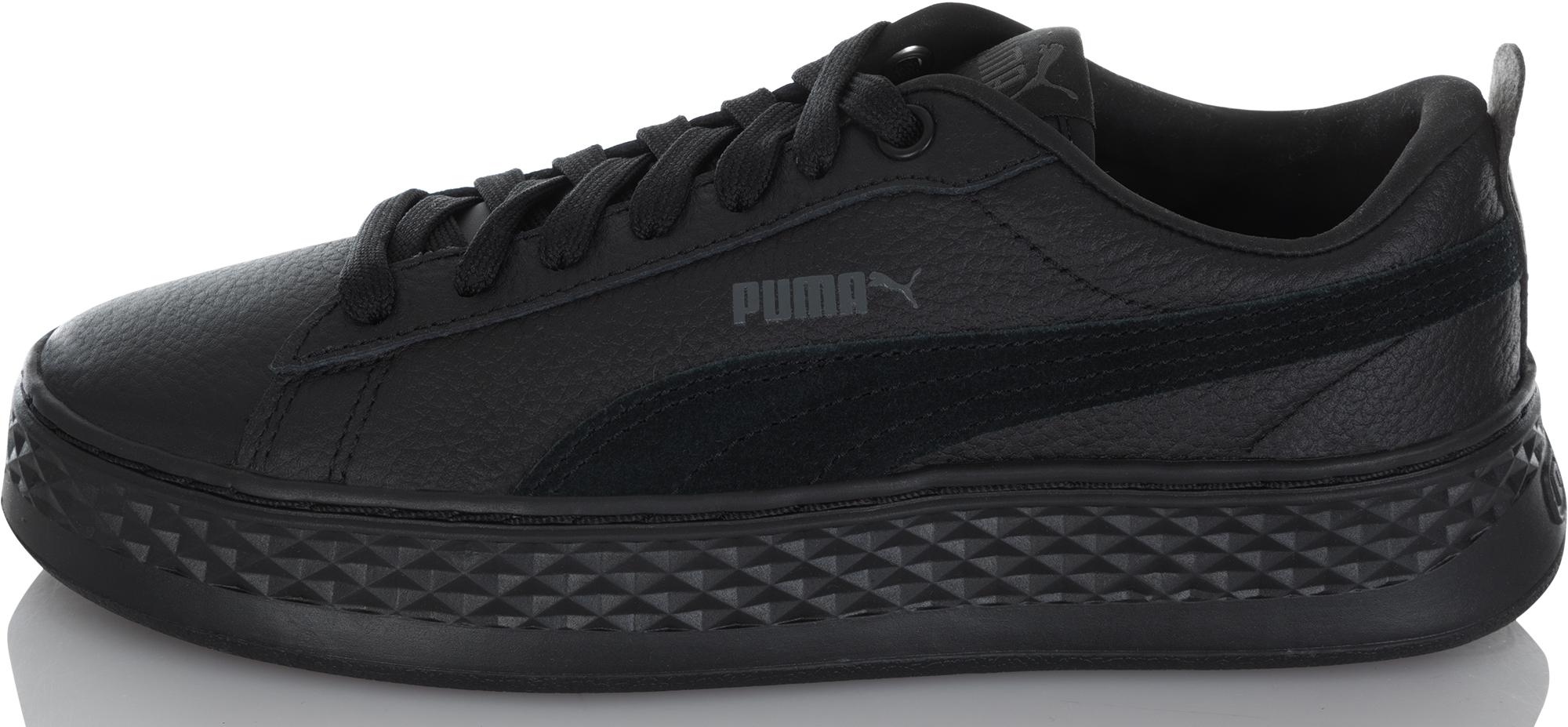 купить Puma Кеды женские Puma Smash Platform, размер 39,5 по цене 5999 рублей
