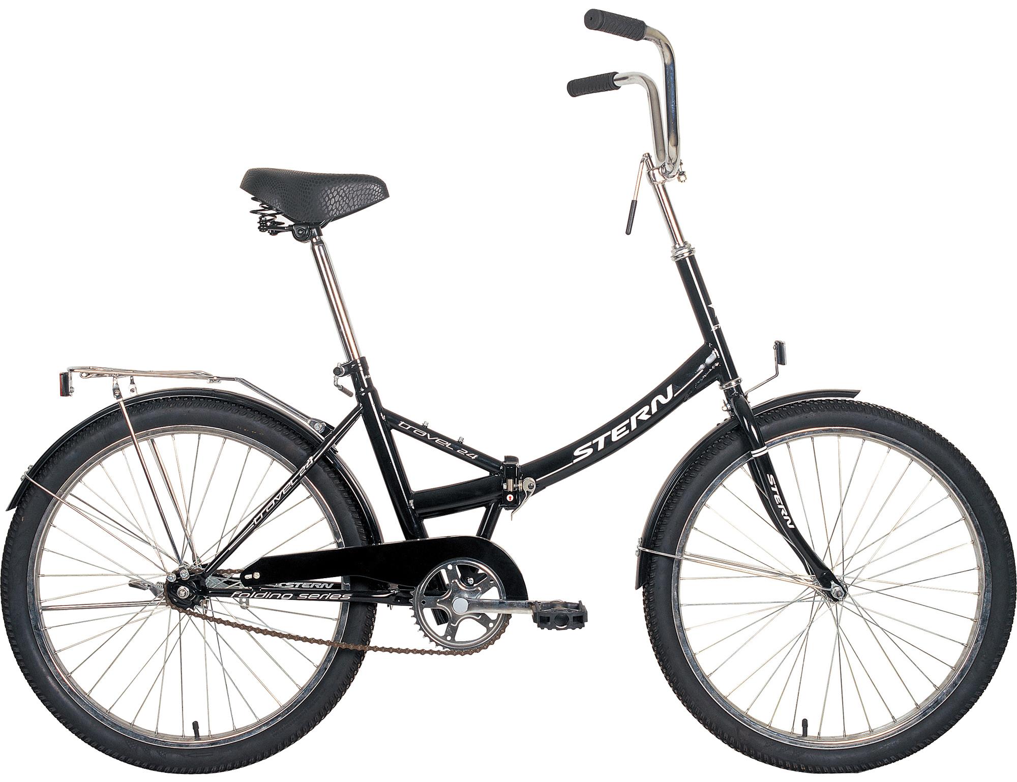 Stern Велосипед складной Stern Travel 24 stern велосипед городской stern q stom 28