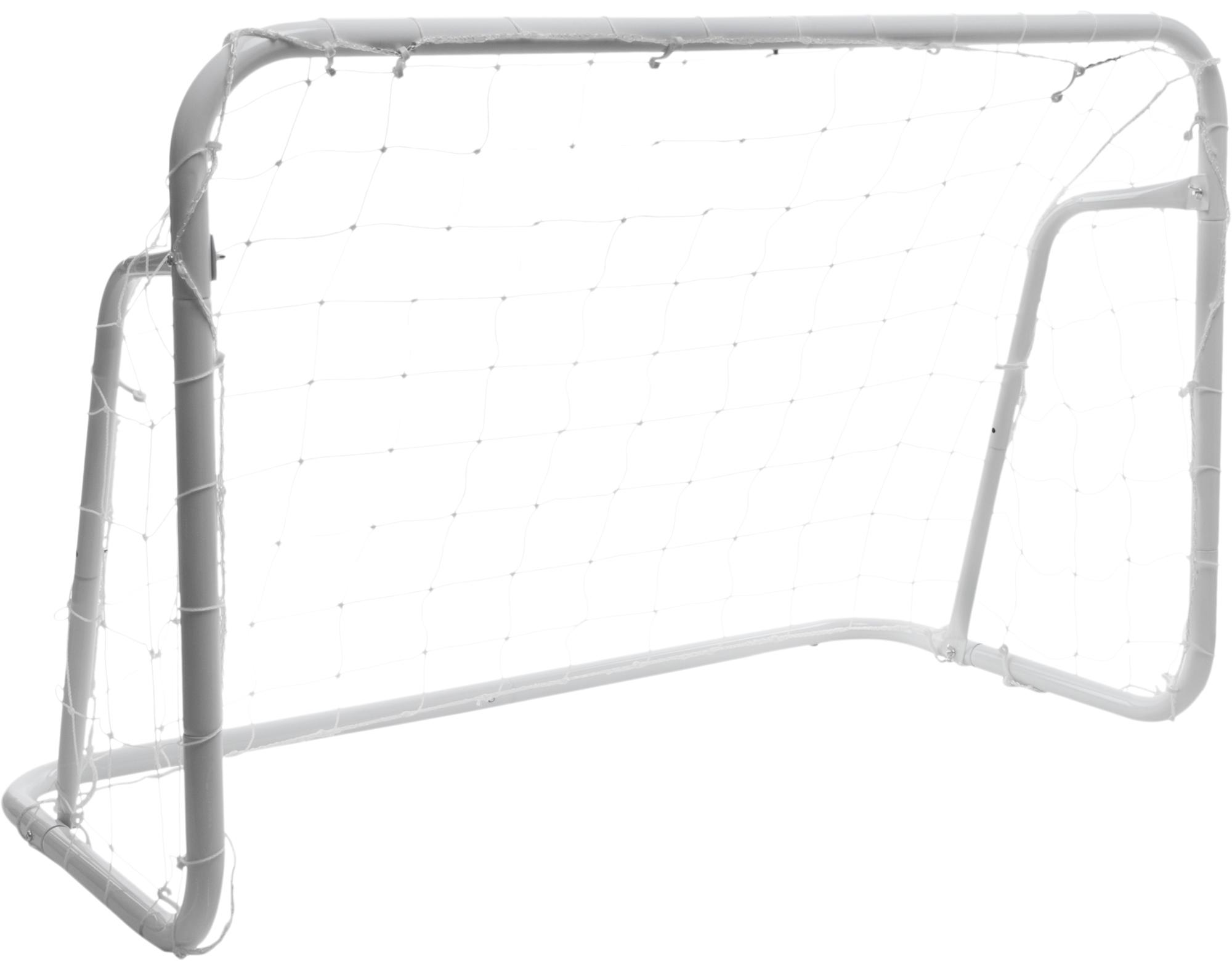 Demix Футбольные ворота Demix, 245 x 155 x 80 см стойка телескопическая artmoon ajaks с двумя полками 70 5 x 24 x 245 см