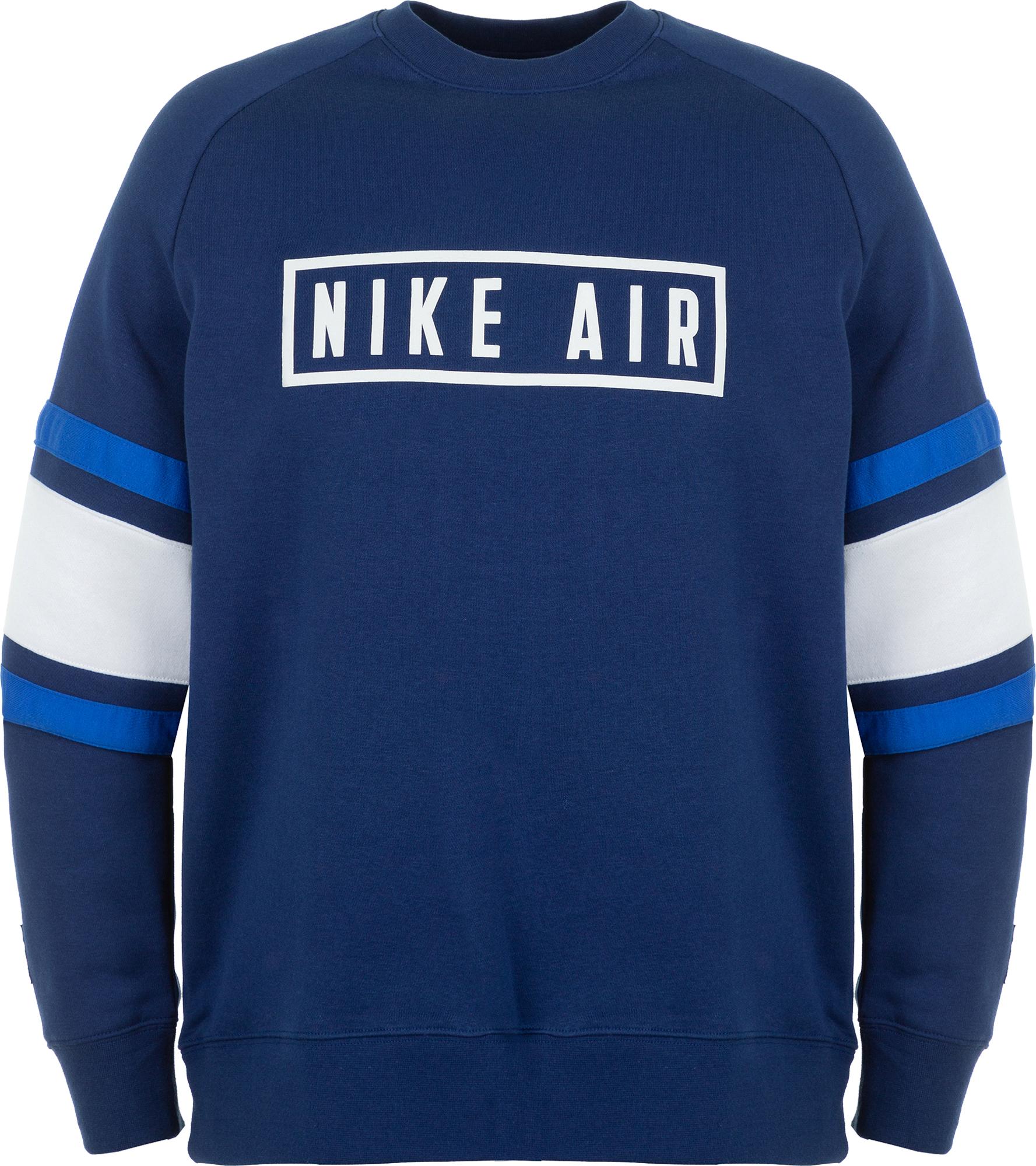 Nike Свитшот мужской Nike Air Crew, размер 52-54
