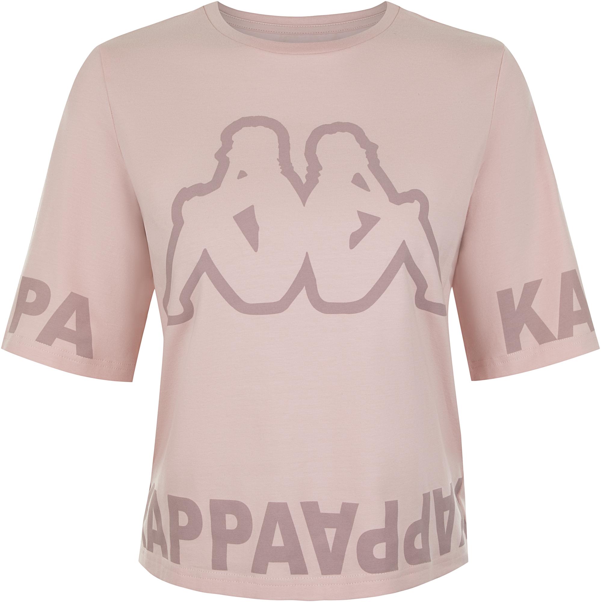 купить Kappa Футболка женская Kappa, размер 48 дешево