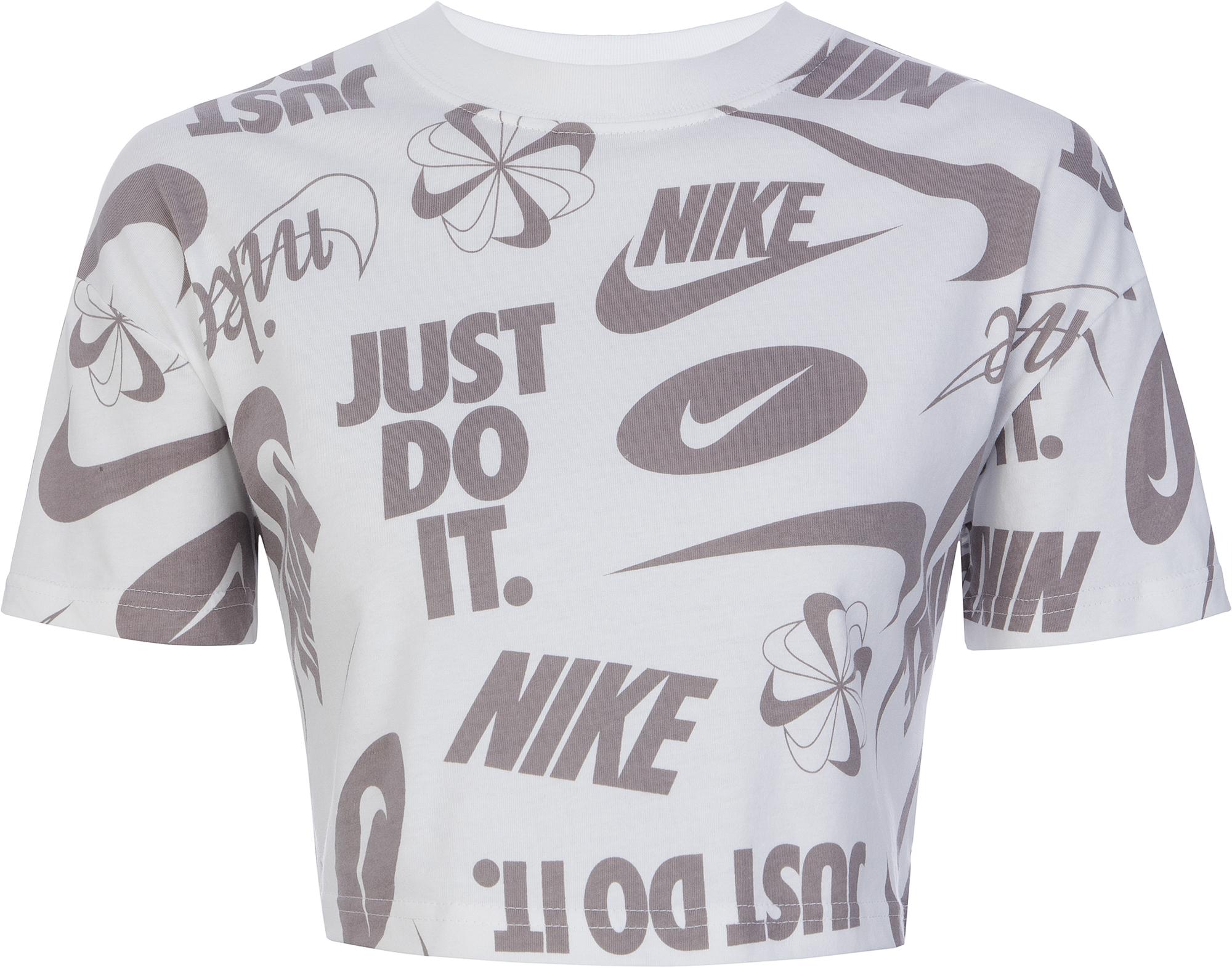 Nike Футболка женская Nike, размер 42-44 цена