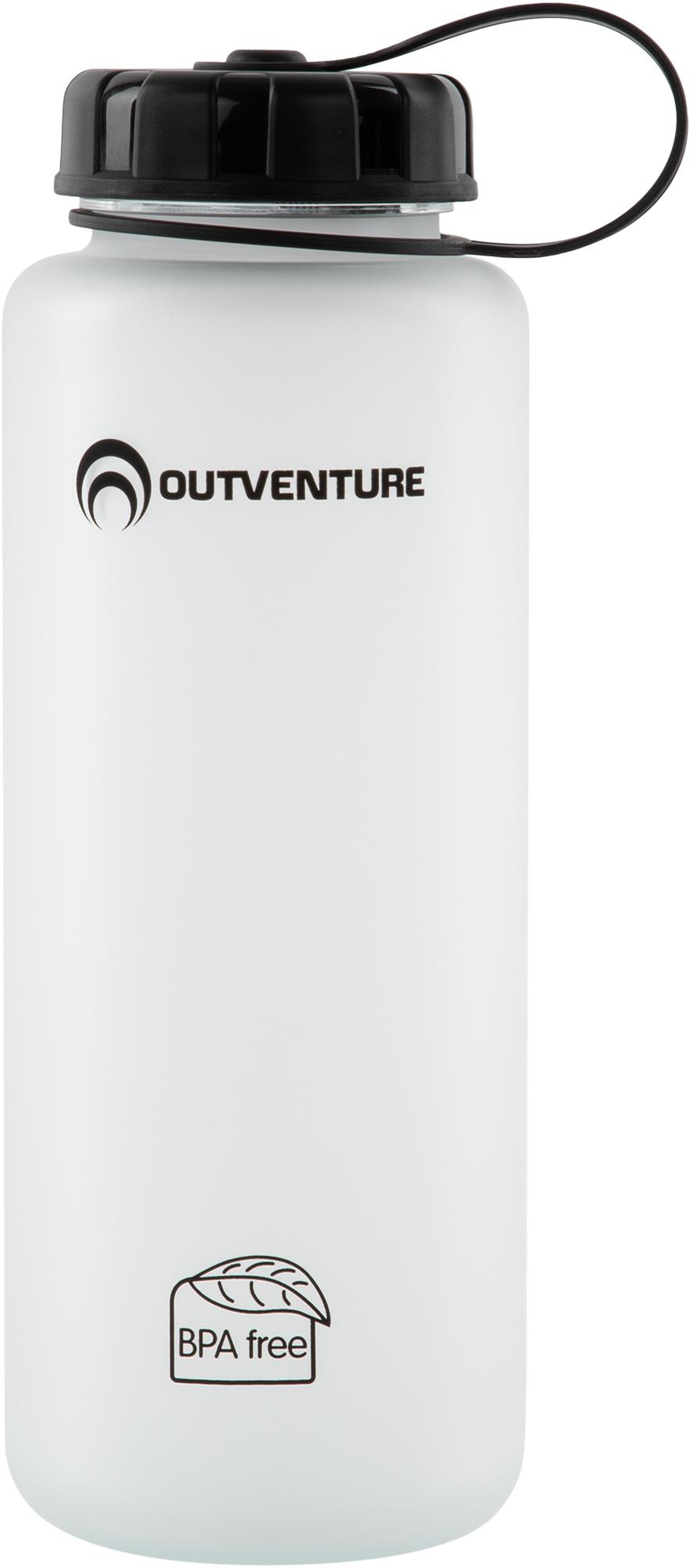 Outventure Фляжка Outventure 1 л термос outventure цвет серебристый 1 8 л