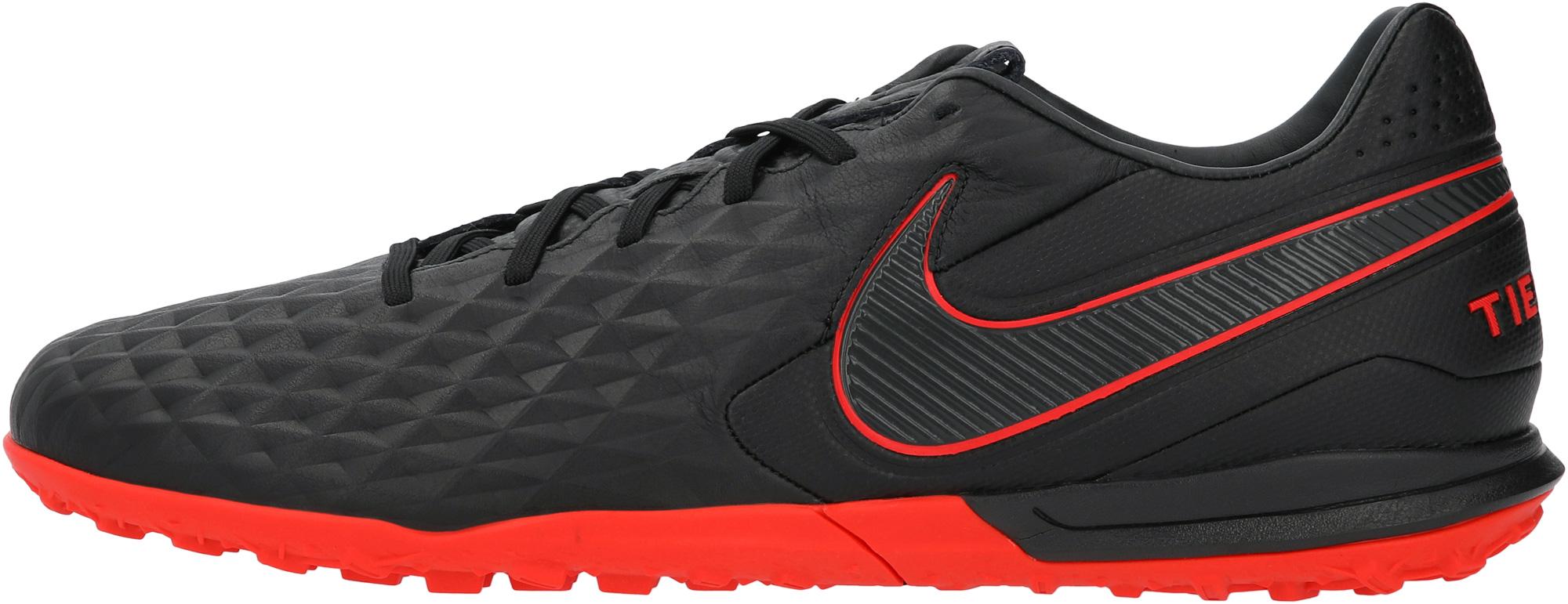 Бутсы мужские Nike Legend 8 Pro TF, размер 40 nike бутсы мужские nike legend 8 pro tf размер 40