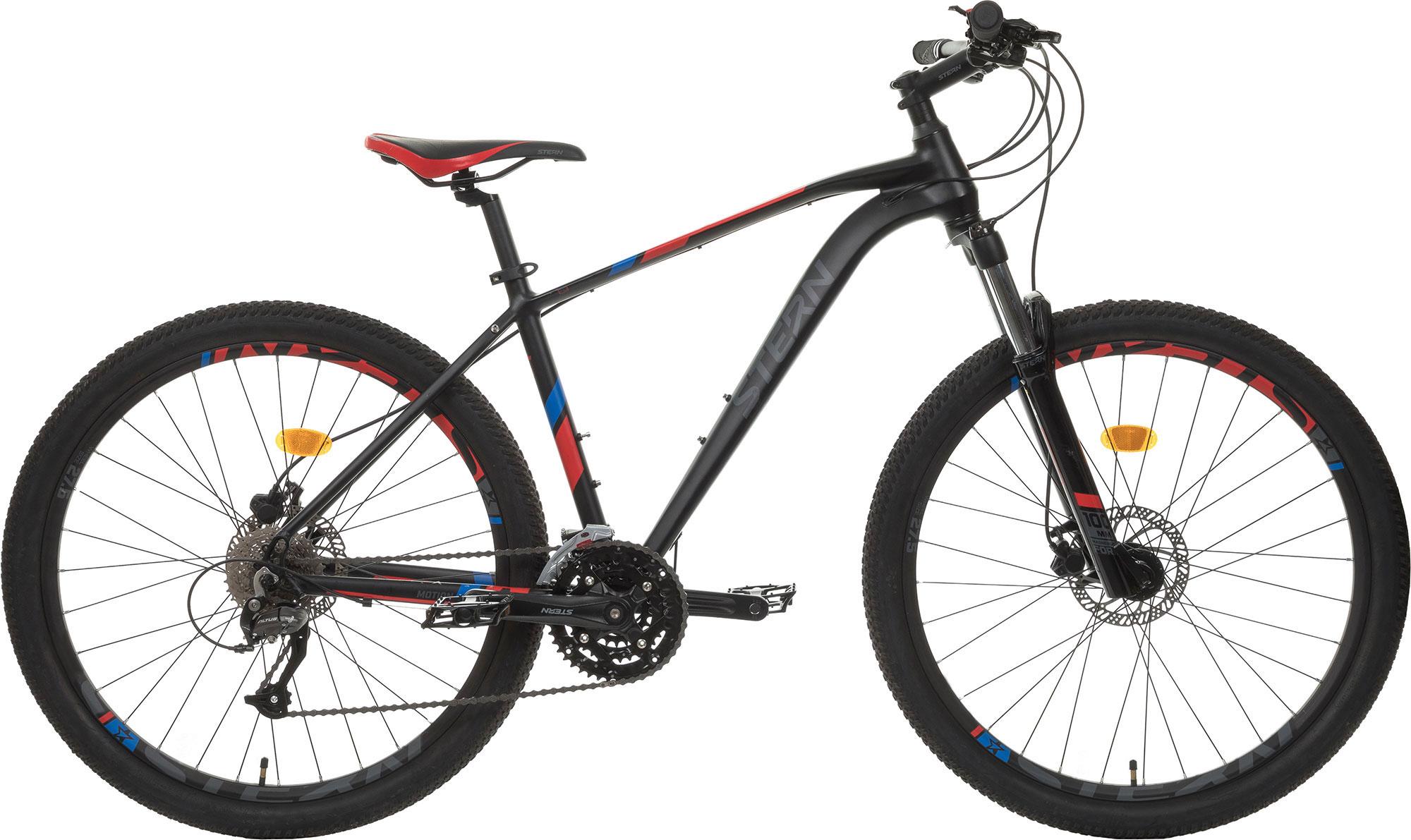 Stern Велосипед горный Stern Motion 4.0 27,5, размер 165-175 stern stern dynamic 1 0 26 2018 размер 150 165