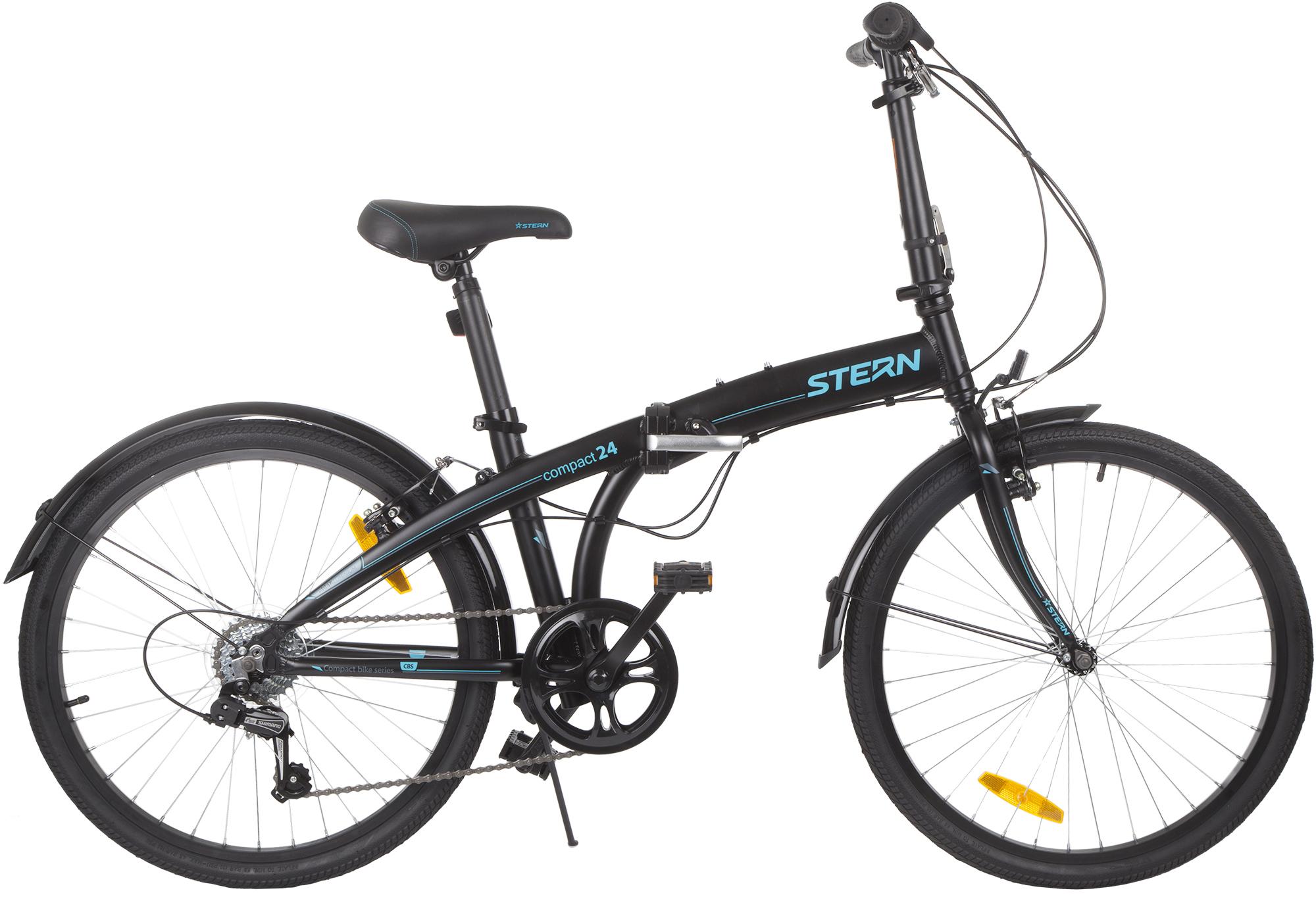 Stern Велосипед складной Stern Compact 24 цена