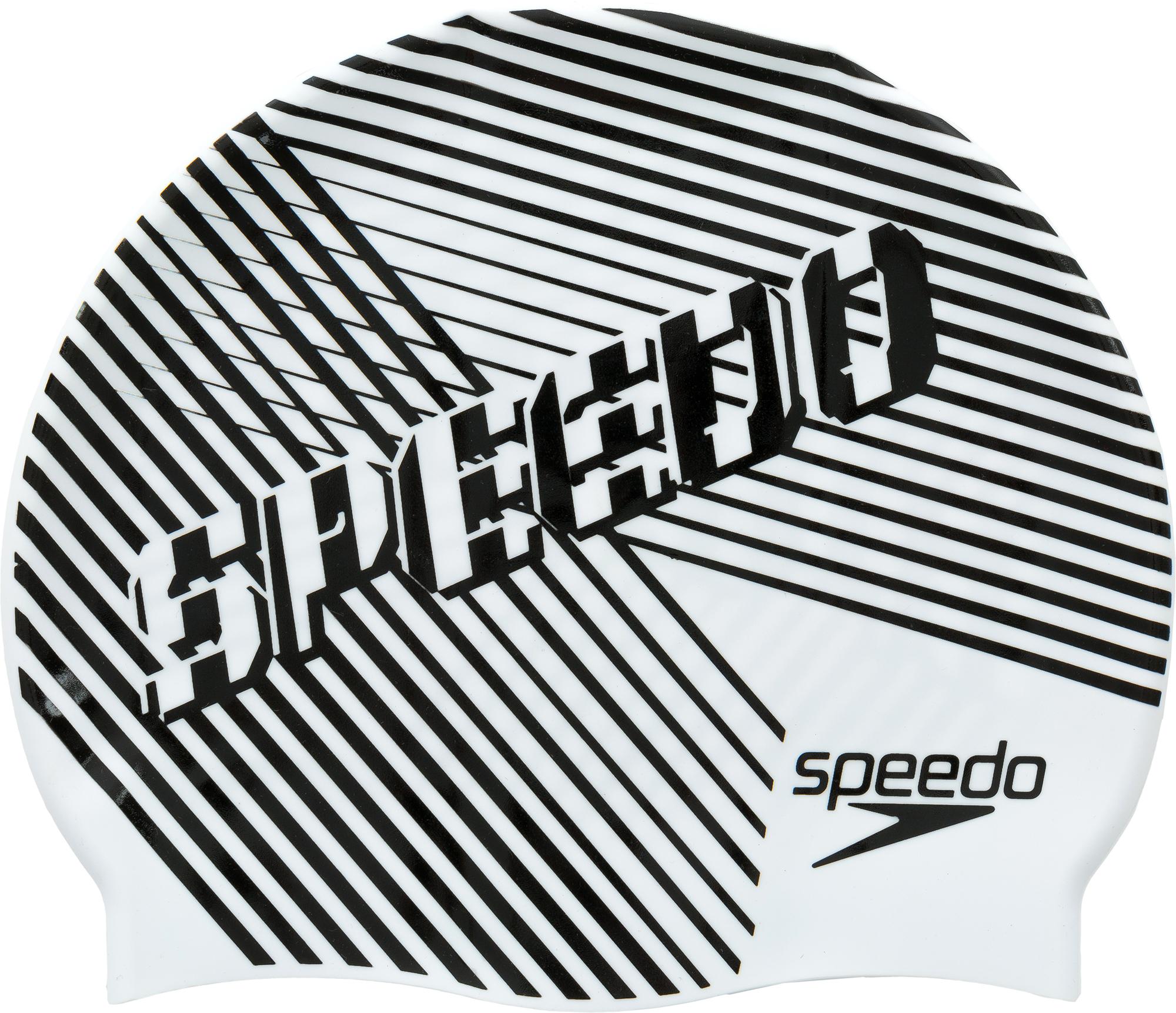 Speedo Шапочка для плавания детская Speedo Slogan, размер Без размера все цены