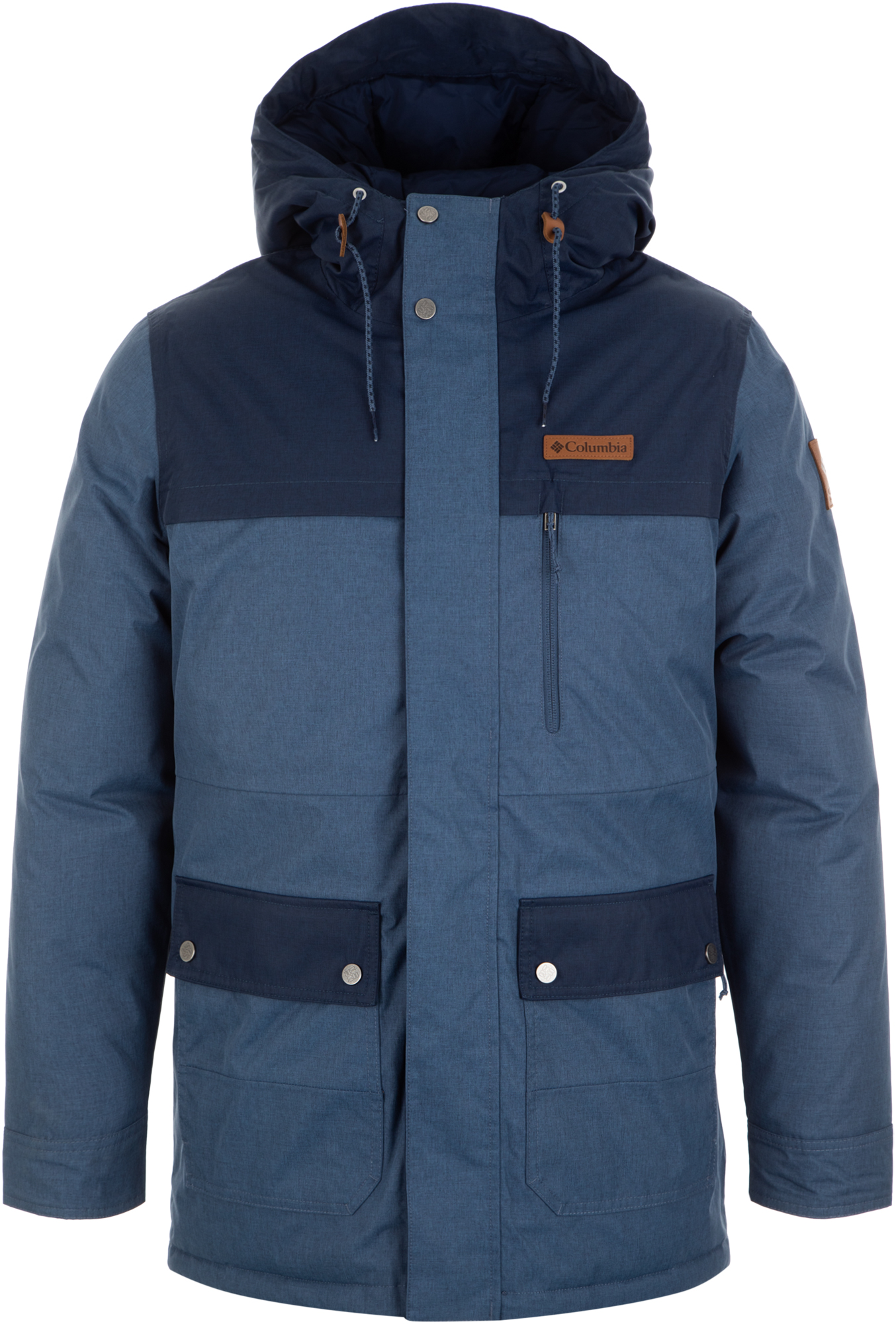 Columbia Куртка утепленная мужская Norton Bay, размер 52-54