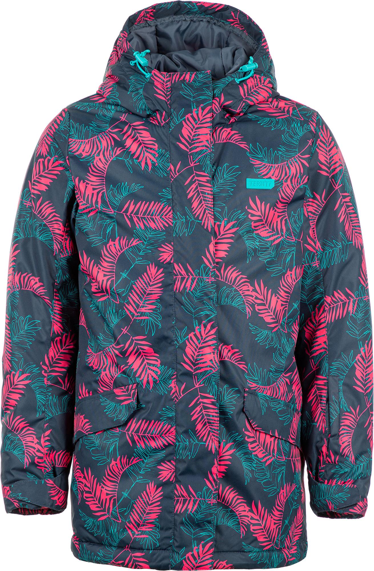 Termit Куртка утепленная для девочек Termit, размер 128