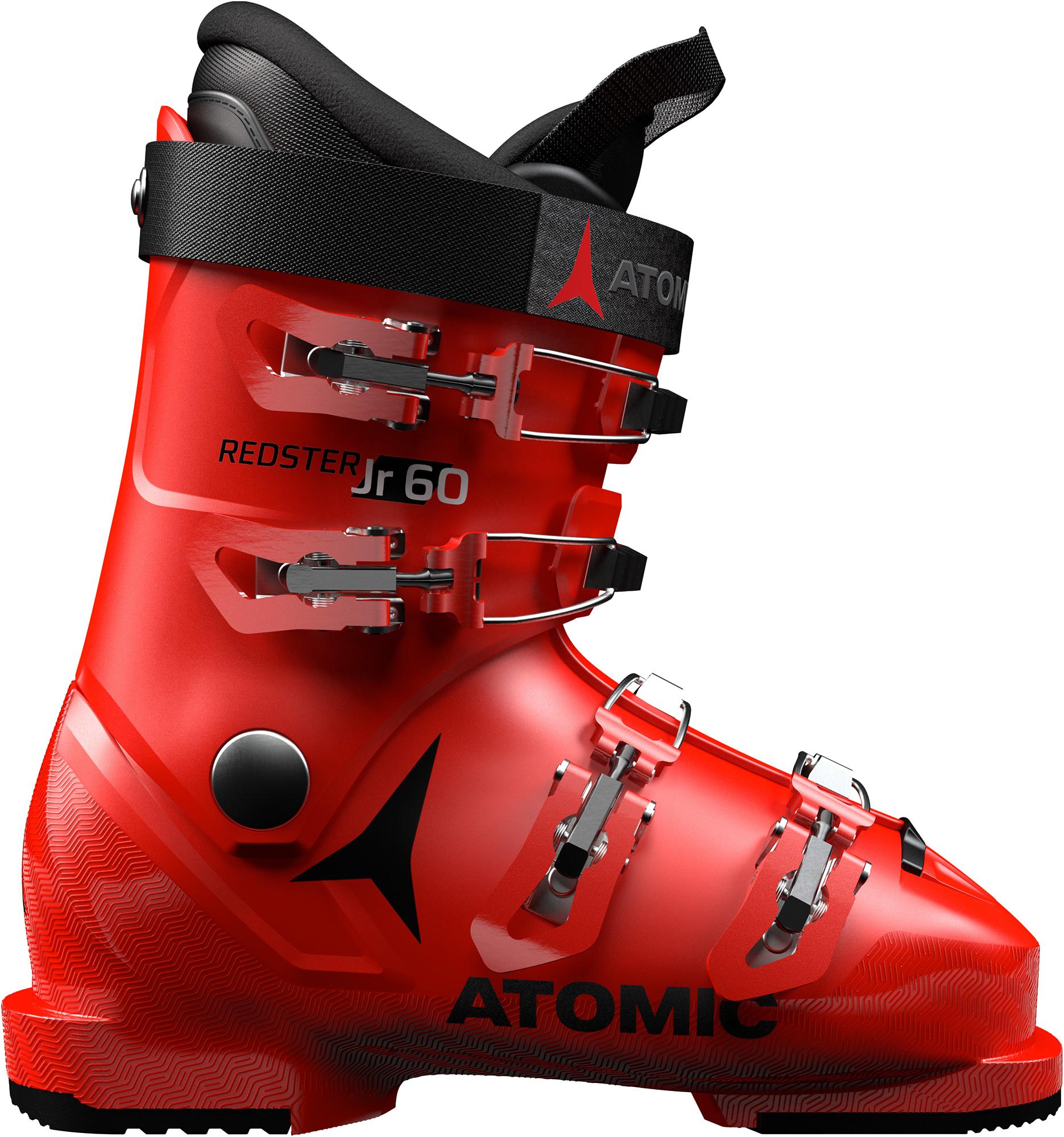 лучшая цена Atomic Ботинки горнолыжные детские Atomic Redster Jr 60, размер 36,5