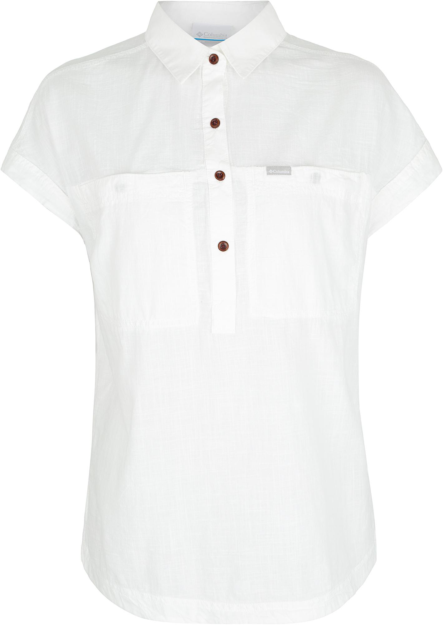 Columbia Рубашка женская Columbia Pinnacle Peak Popover, размер 48