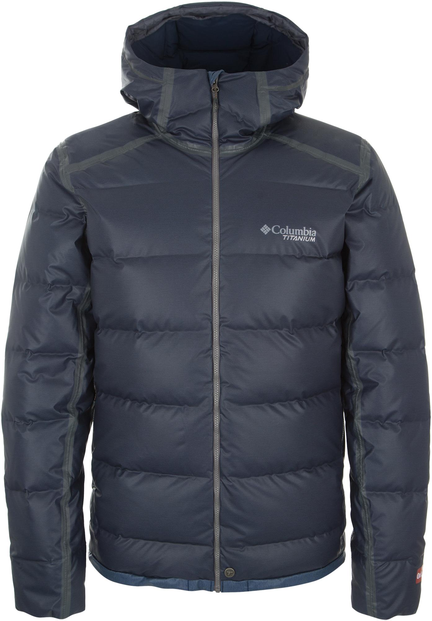 Columbia Куртка пуховая мужская Columbia OutDry Ex Alta Peak, размер 52-54
