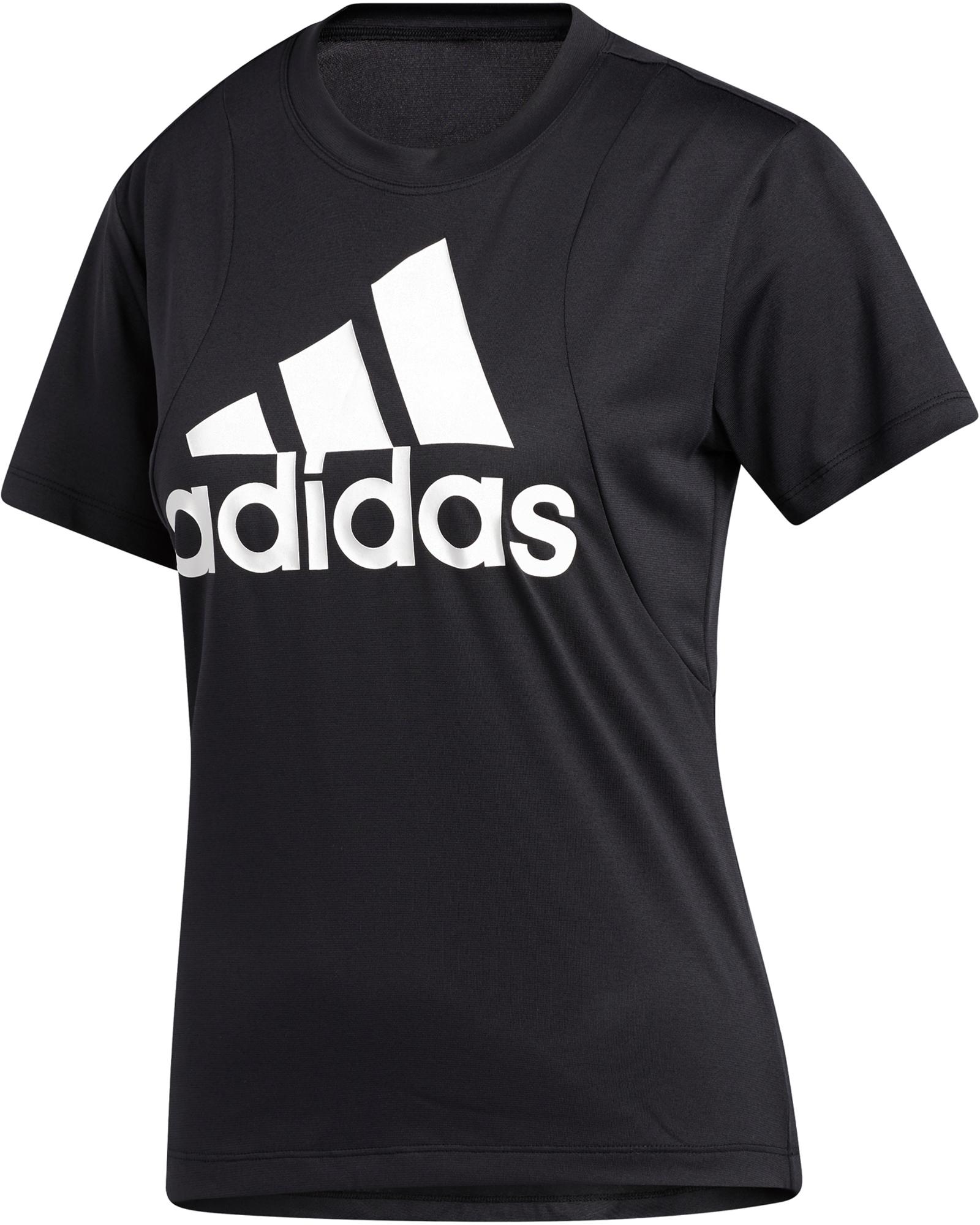Adidas Футболка женская adidas Badge Of Sport Logo, размер 46-48