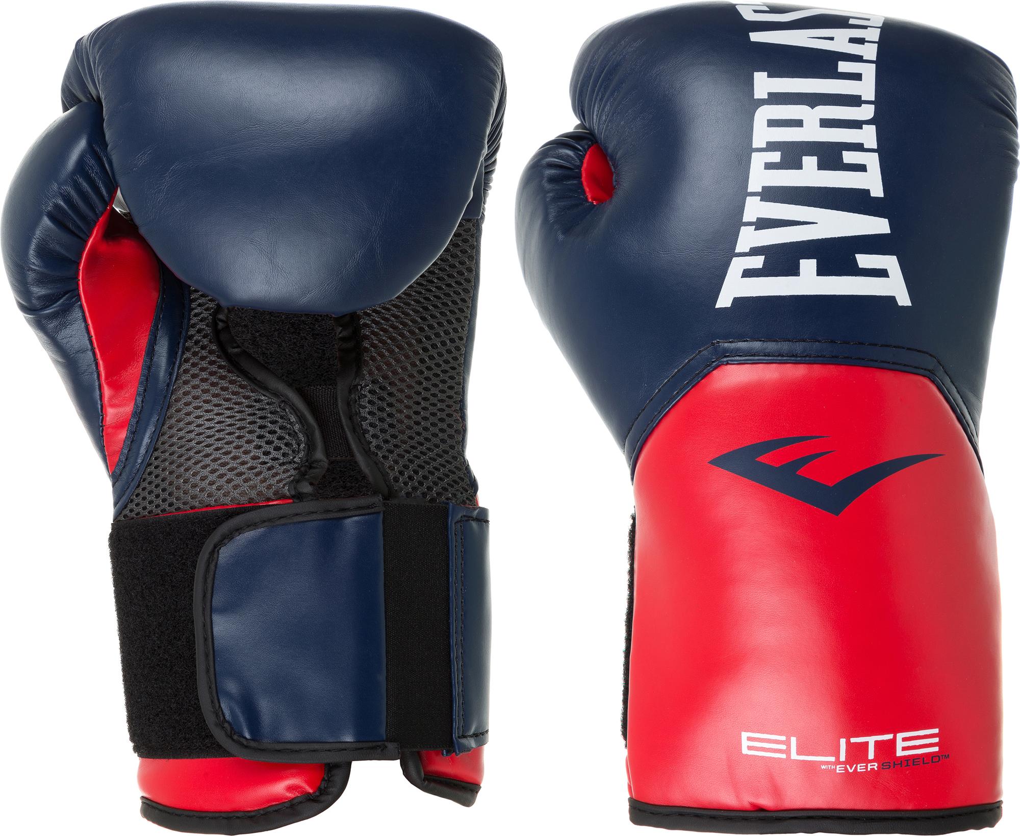 Everlast Перчатки боксерские Everlast, размер 14 oz цена