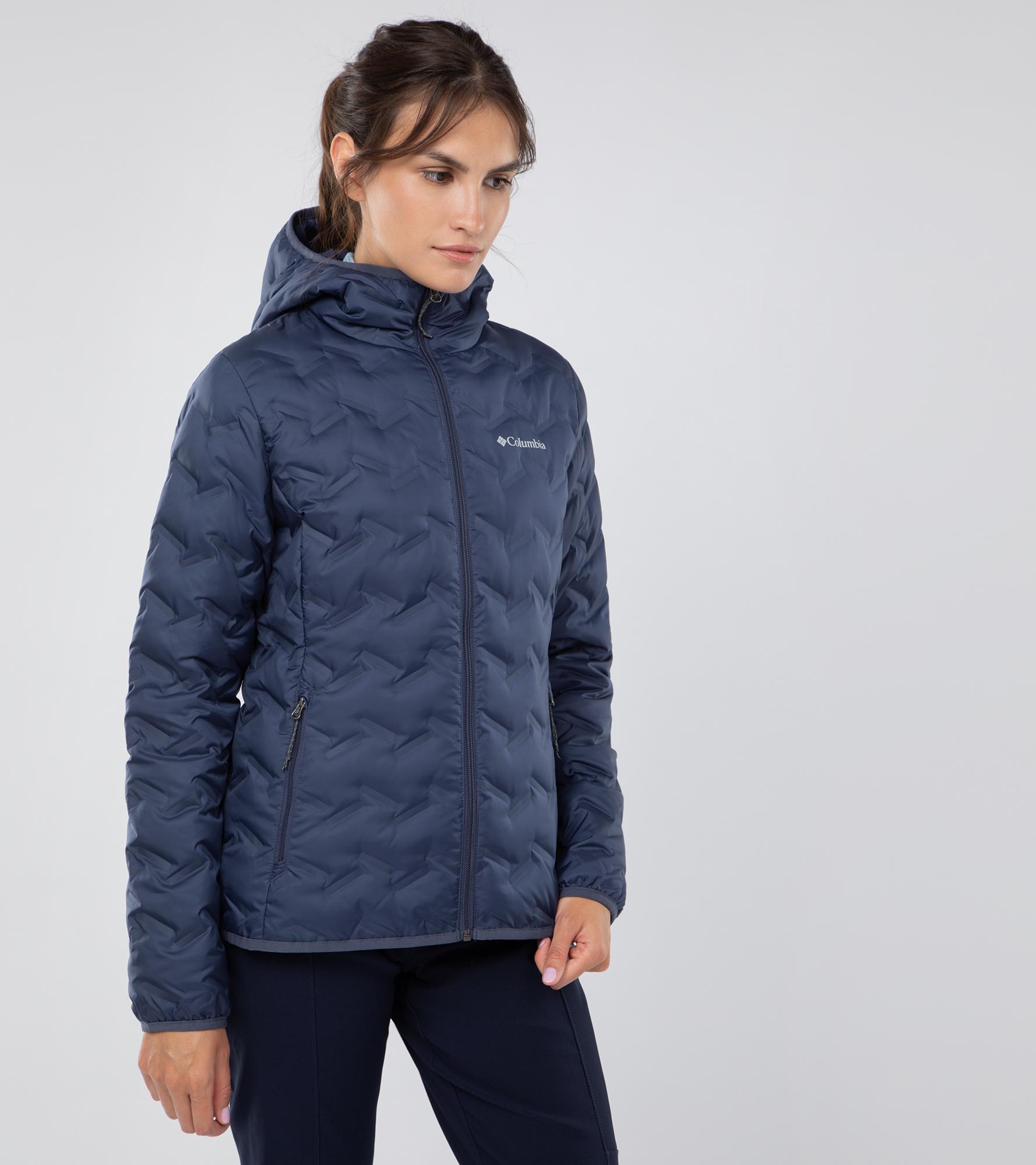 цена на Columbia Куртка пуховая женская Columbia Delta Ridge, размер 48