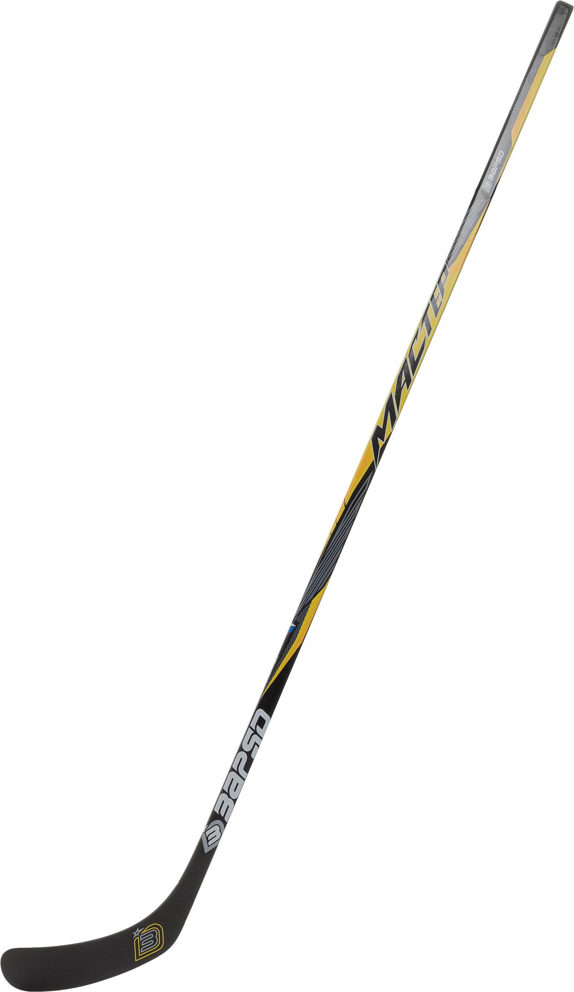 ЗАРЯД Клюшка хоккейная ЗАРЯД Master SR, размер R все цены