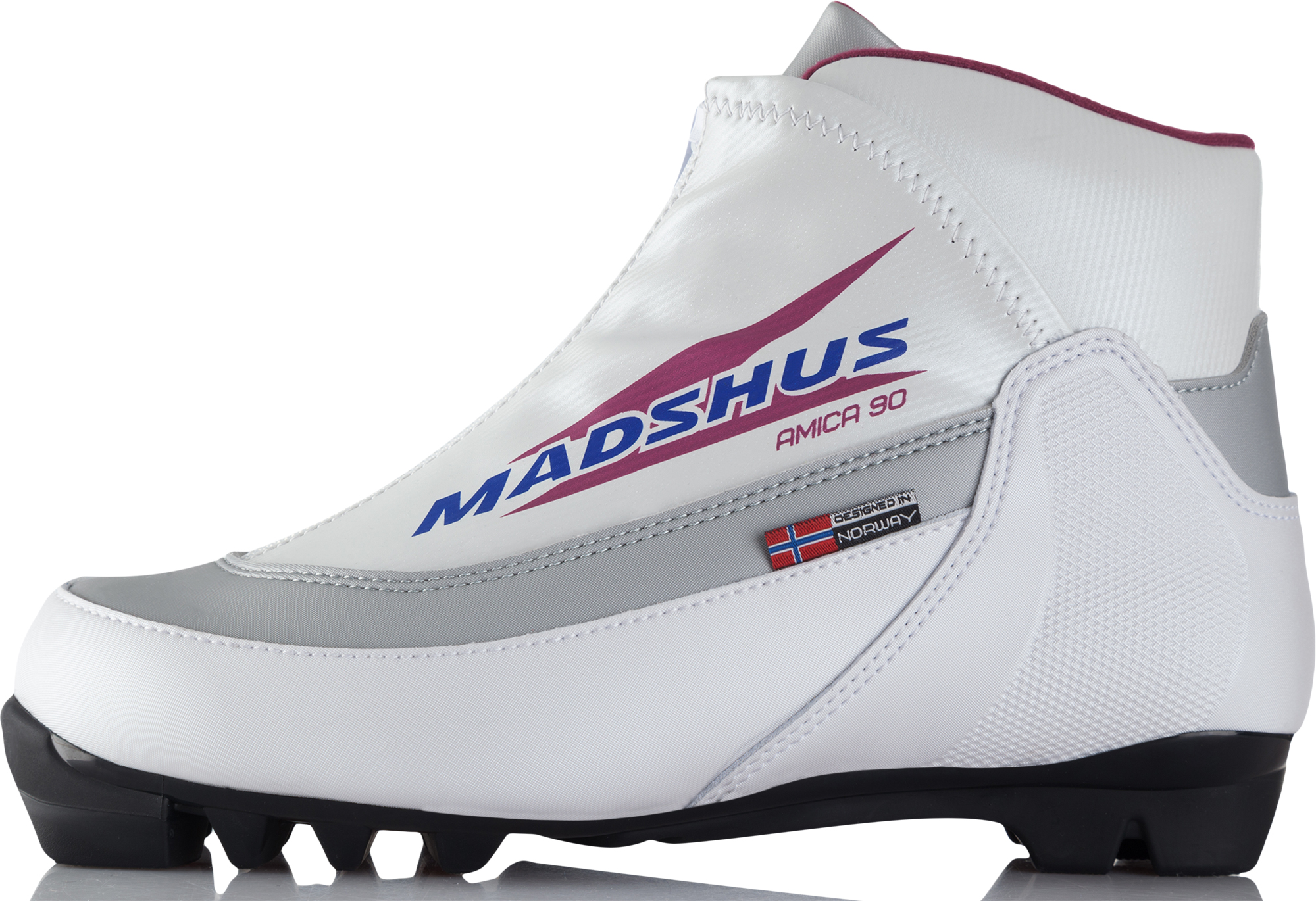 Madshus Ботинки для беговых лыж женские Madshus Amica 90 женские пуховики куртки new brand 90