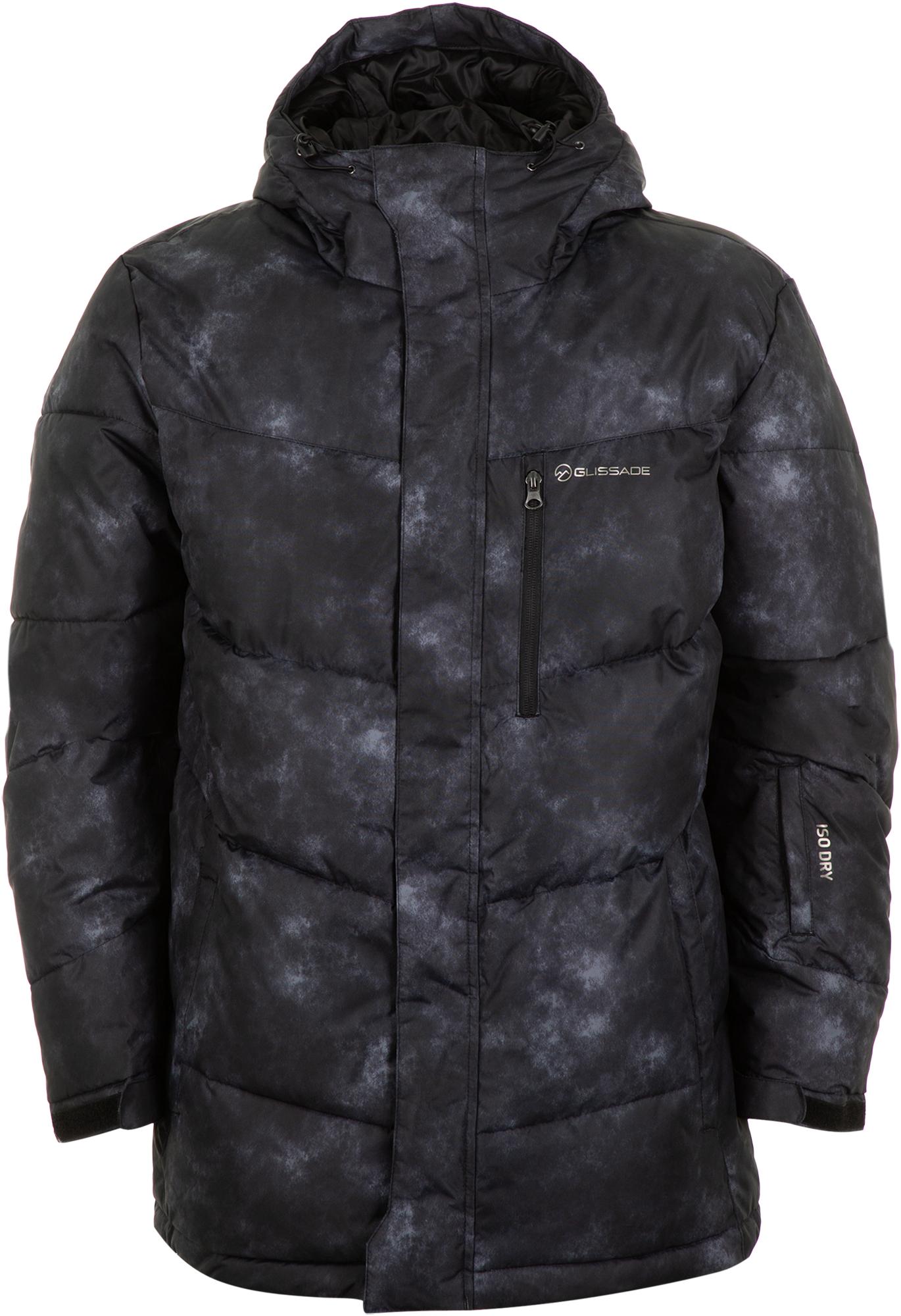 Glissade Куртка утепленная мужская Glissade, размер 52-54 glissade куртка утепленная мужская glissade размер 56 58