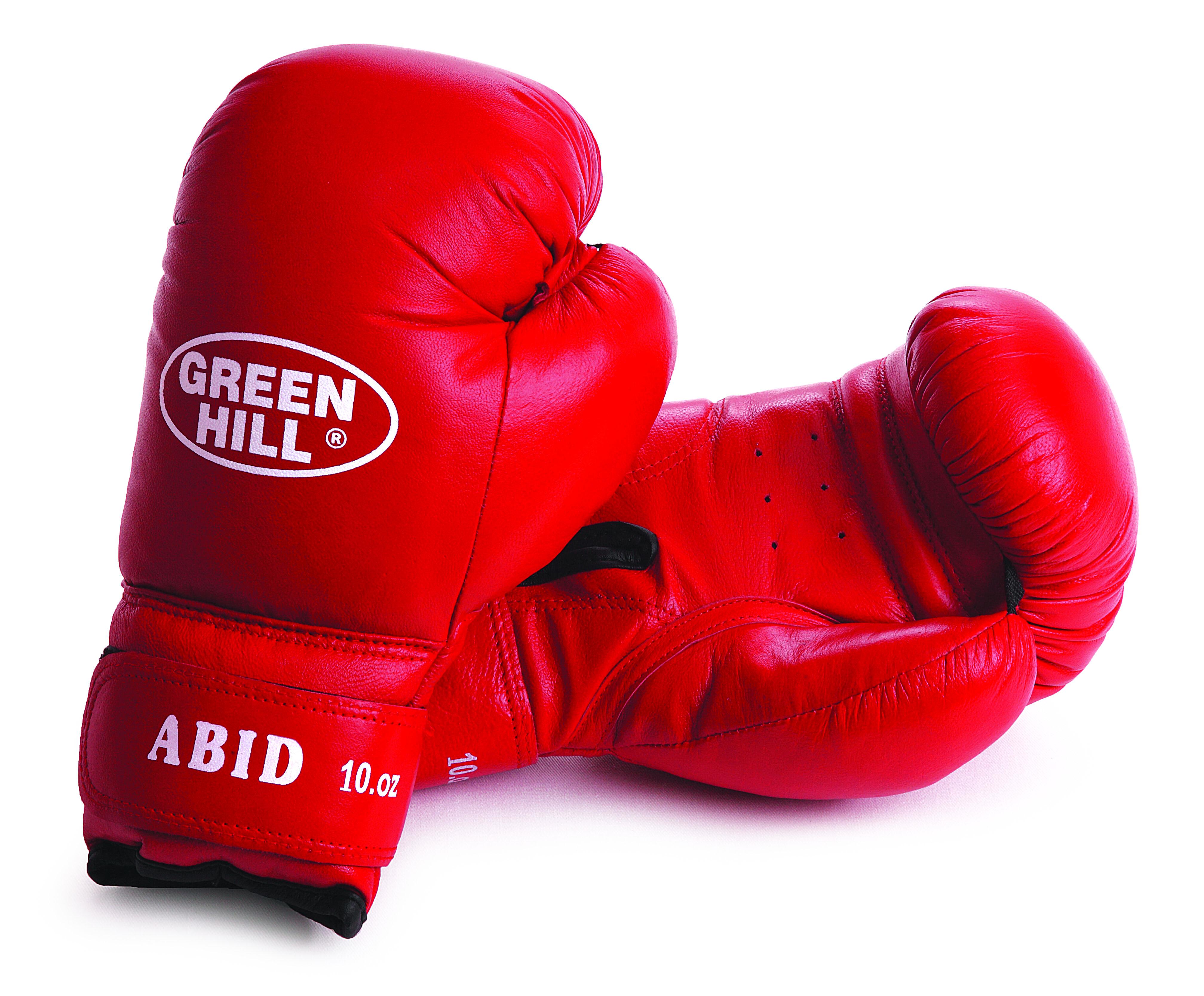 Green Hill Перчатки боксерские Abid, размер 12 oz