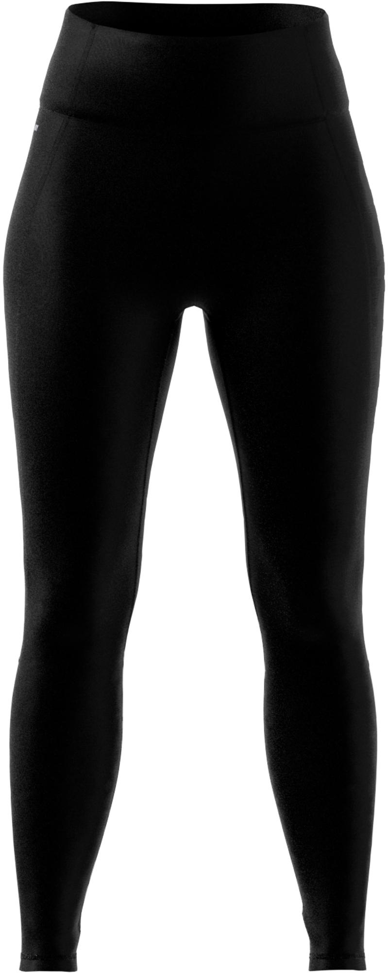 Adidas Легинсы женские adidas Design 2 Move Logo, размер 38-40 тайтсы женские adidas how we do tight цвет серый dp3958 размер xs 40 42