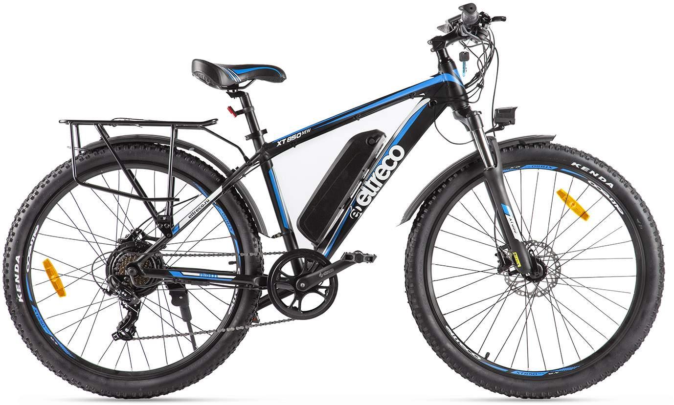 цена на Eltreco Электровелосипед Eltreco XT 850