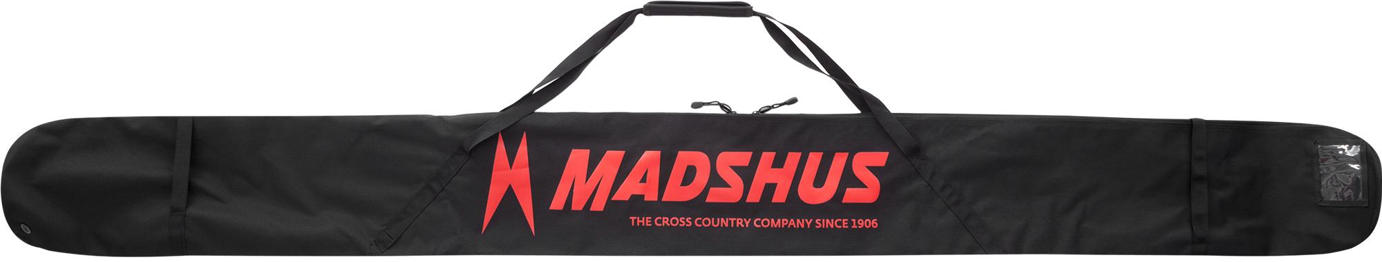 Madshus Чехол для беговых лыж Madshus madshus палки для беговых лыж madshus activesonic