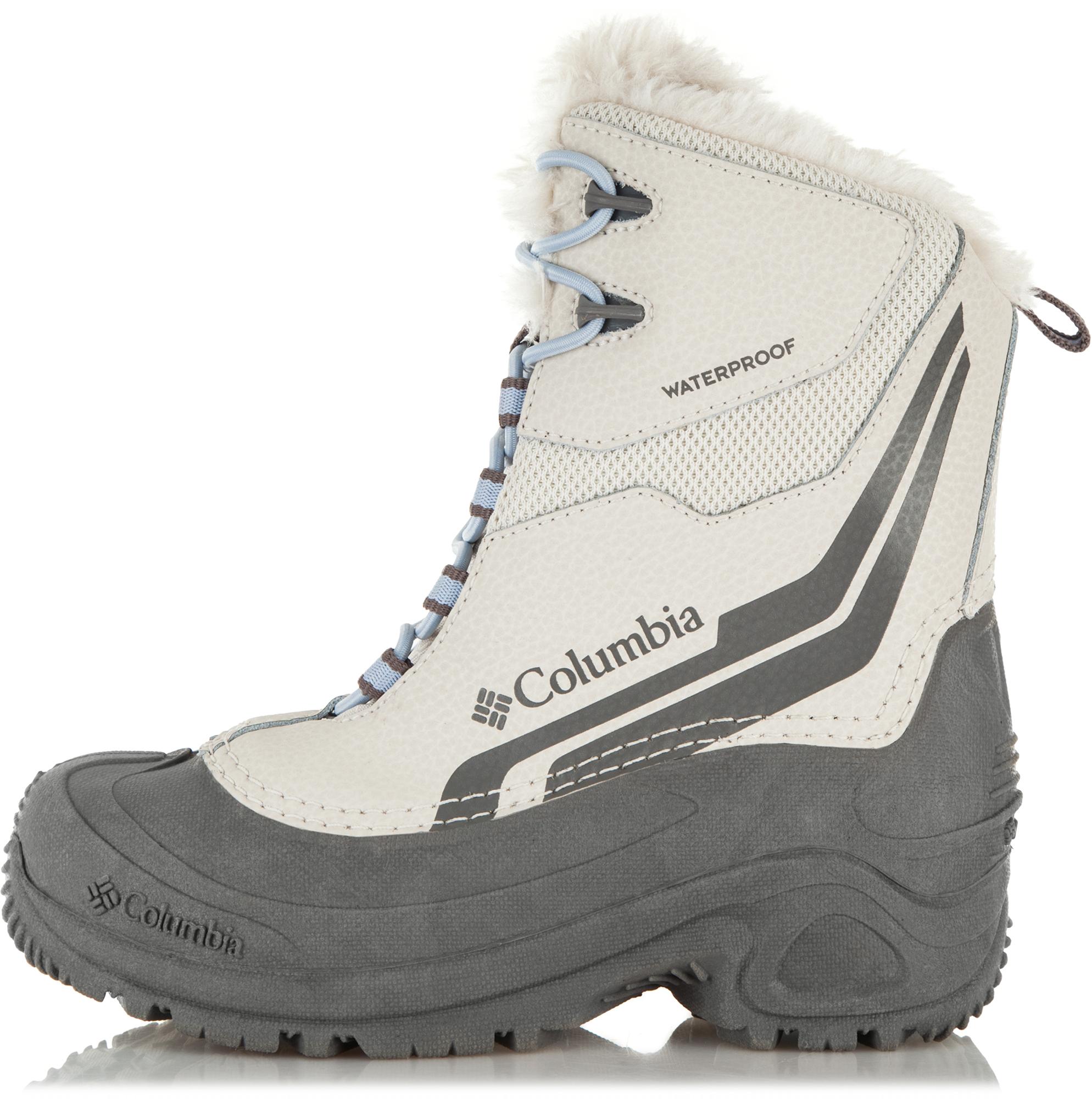 Columbia Ботинки утепленные для девочек Columbia Youth Buga Plus Iv, размер 36 недорого