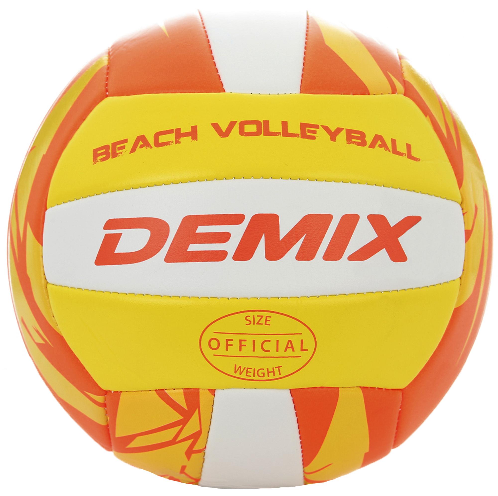Demix Мяч волейбольный Demix мяч волейбольный atemi space бел желт син