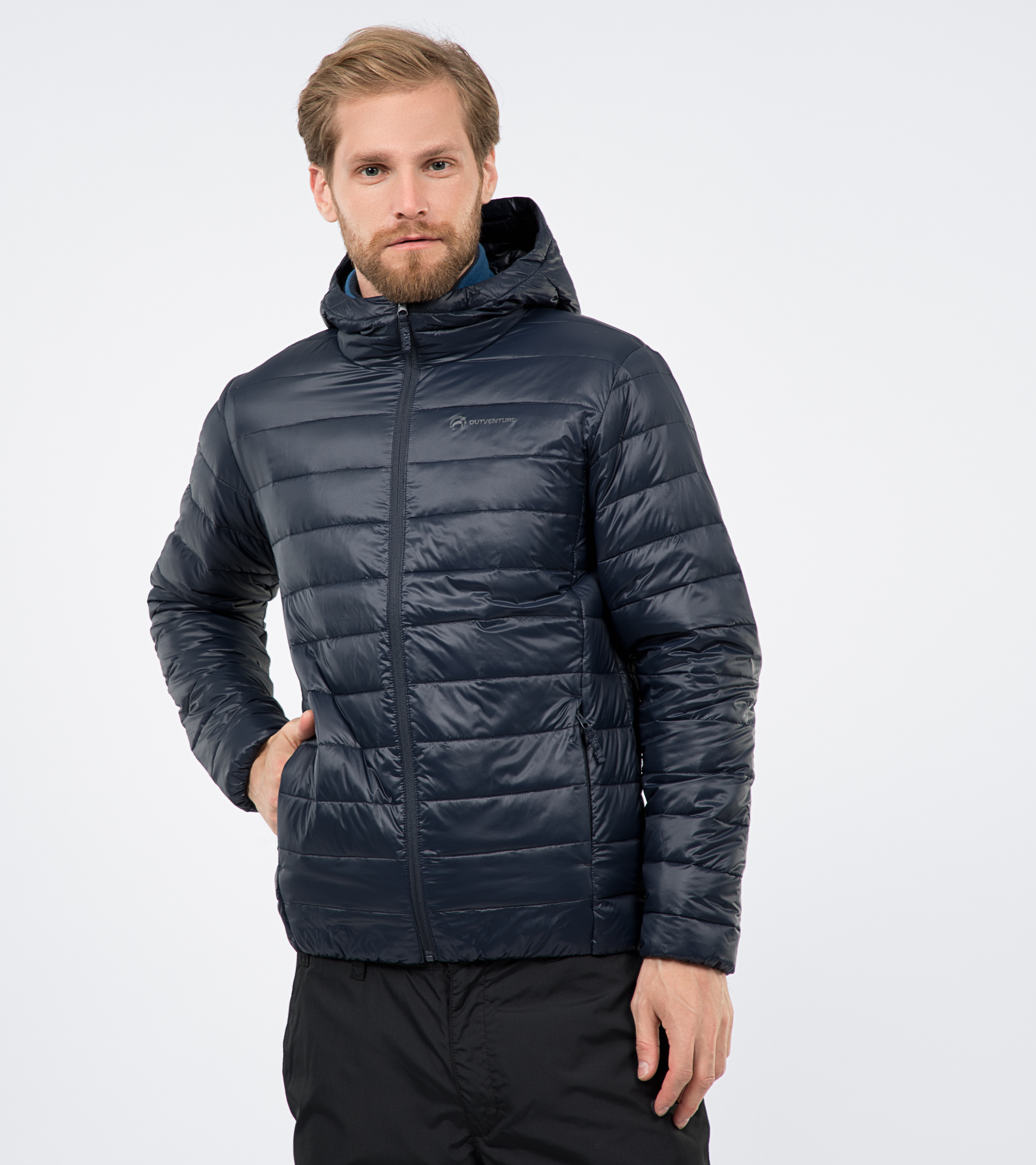 Outventure Куртка пуховая мужская Outventure, размер 58