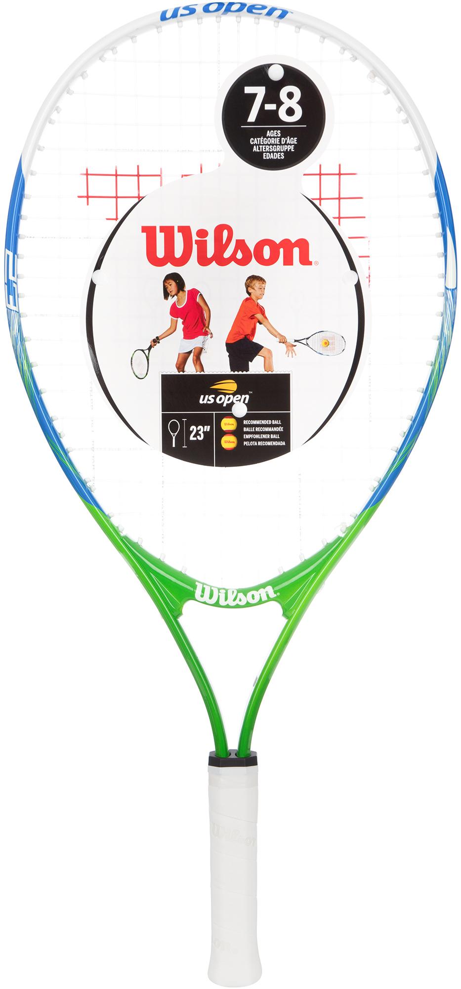 Wilson Ракетка для большого тенниса детская US OPEN 23
