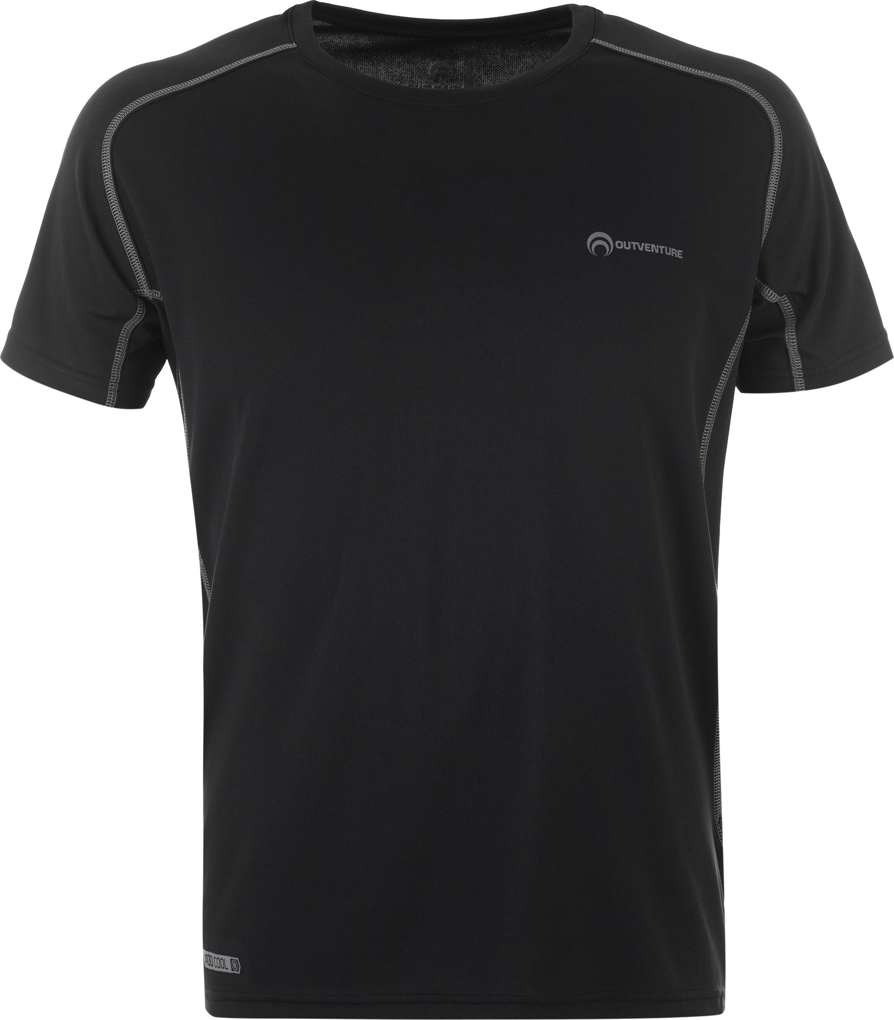 Outventure Футболка мужская Outventure, размер 56 outventure футболка с длинным рукавом мужская outventure размер 56