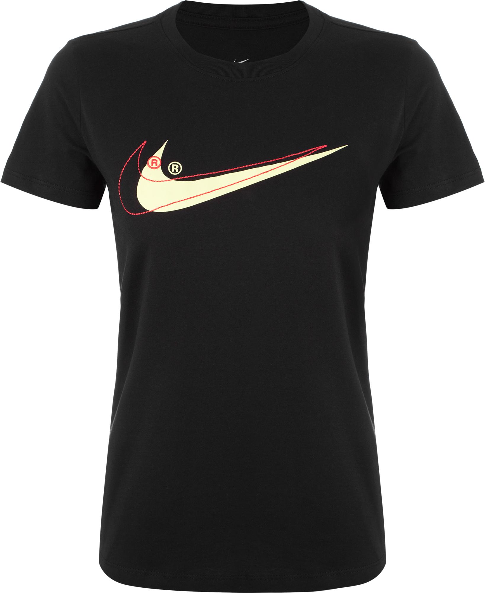 Nike Футболка женская Nike Sportswear, размер 48-50 nike бриджи женские nike sportswear vintage размер 48 50