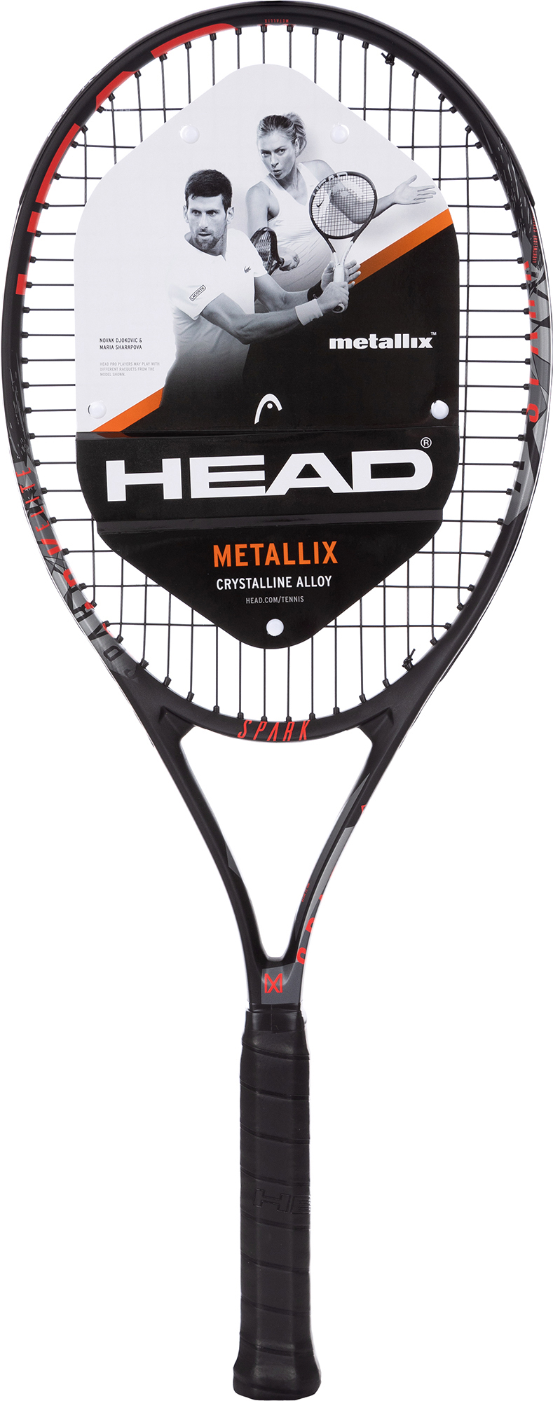 Head Ракетка для большого тенниса Head MX Spark Elite 27 head ракетка для большого тенниса head graphene 360 speed lite 27