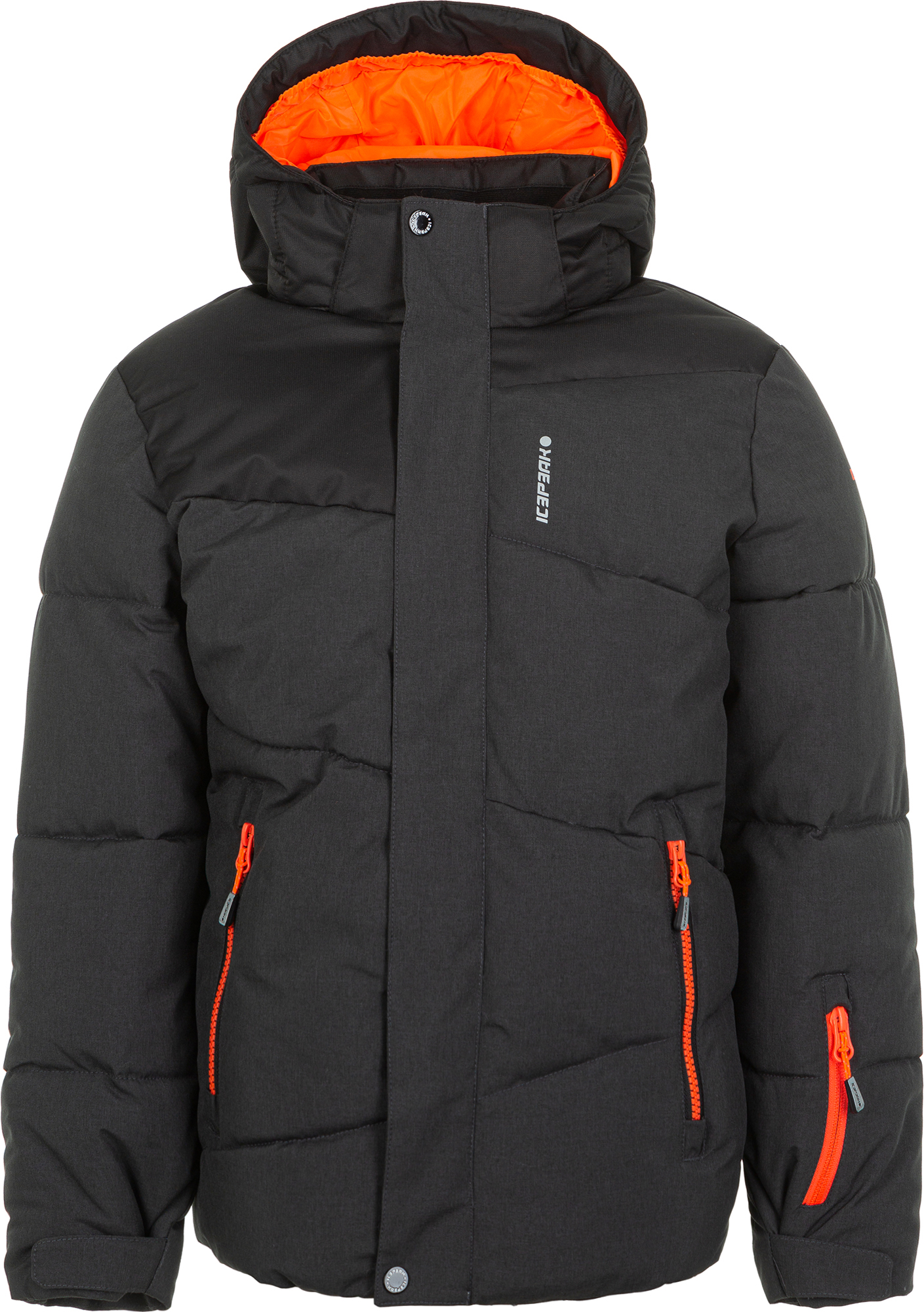 IcePeak Куртка утепленная для мальчиков IcePeak Linton JR, размер 152 цена 2017