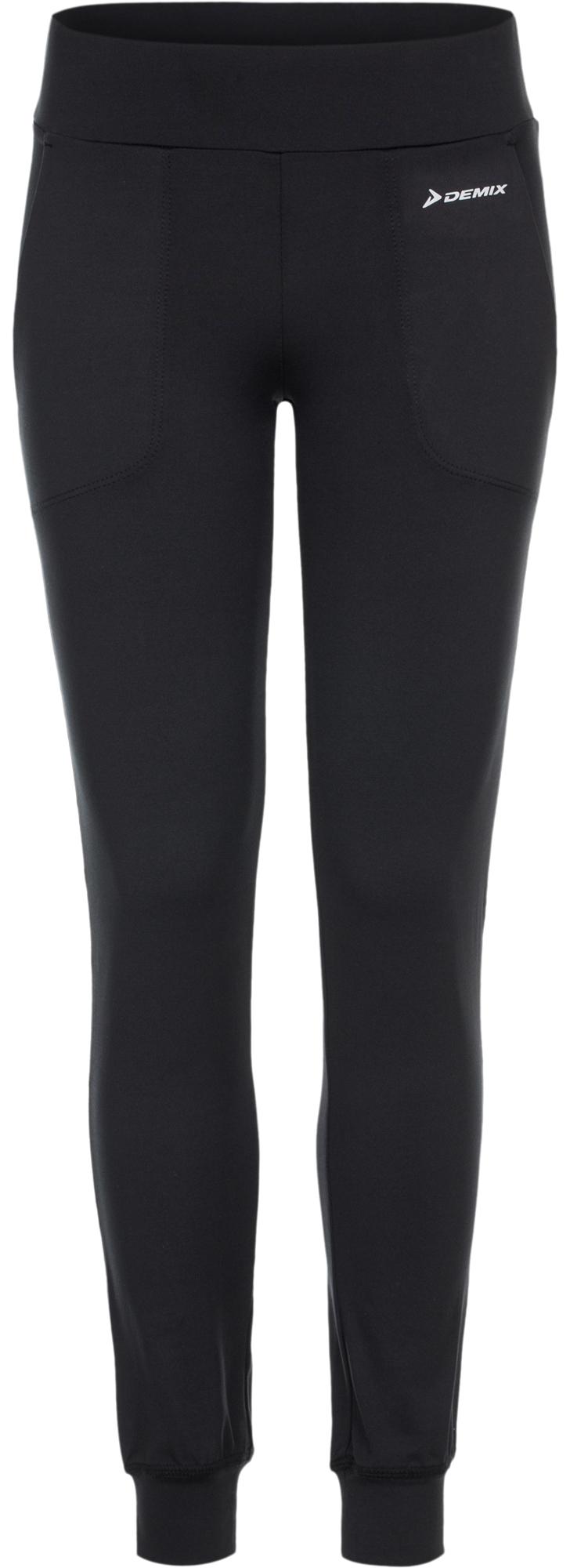 Demix Брюки для девочек Demix, размер 158 брюки 72 158 см