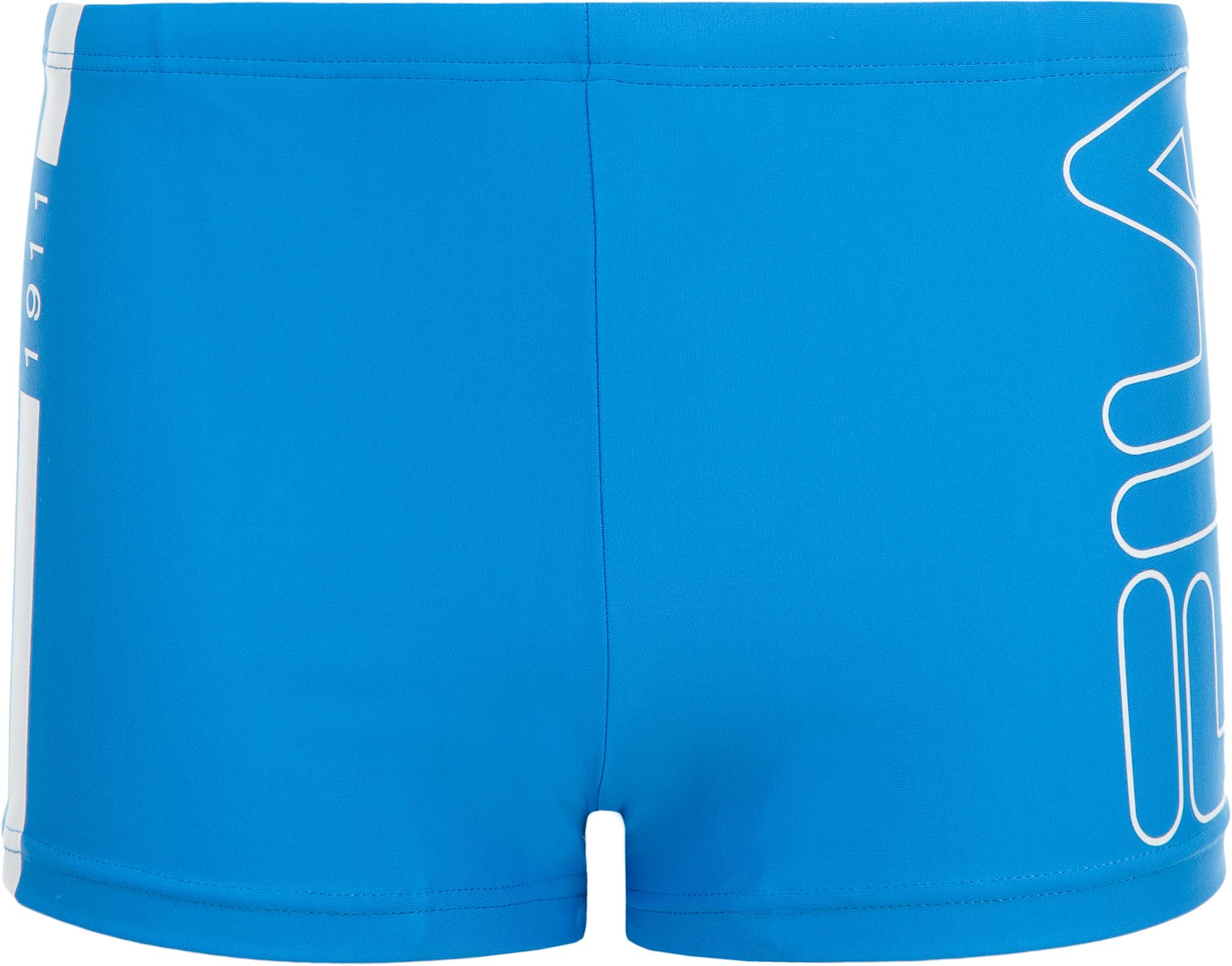 fila плавки для мальчиков fila размер 128 Fila Плавки-шорты для мальчиков Fila, размер 152