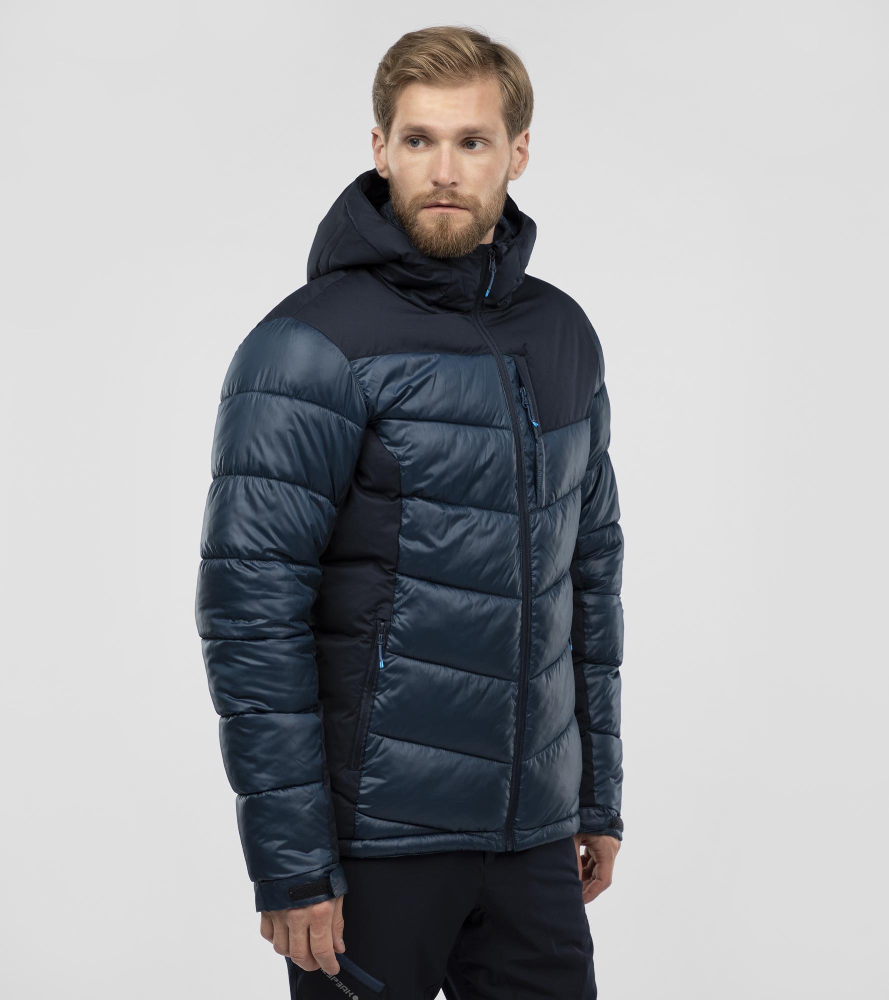 IcePeak Куртка утепленная мужская IcePeak Pierron, размер 58 цены онлайн