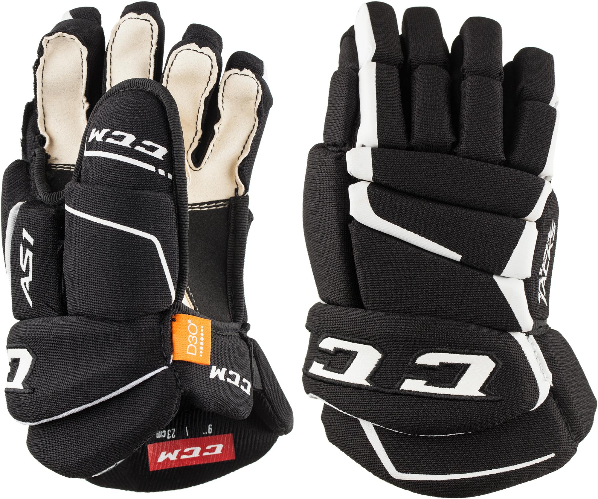 CCM Перчатки хоккейные детские CCM HGAS1 YTH ccm перчатки хоккейные ccm ccm js 350 размер 13