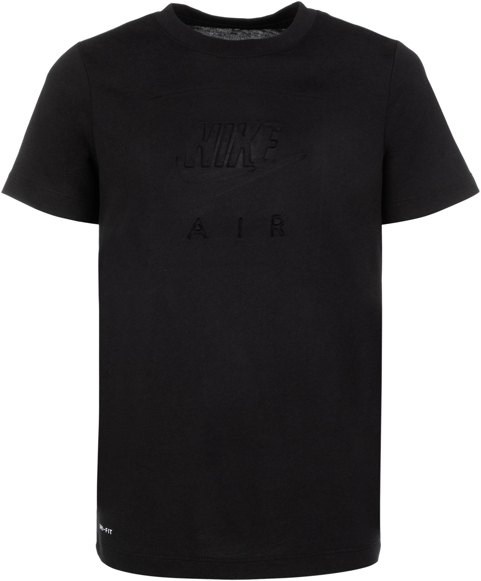 Nike Футболка для мальчиков Nike Dry Air Logo, размер 158-170 цены онлайн